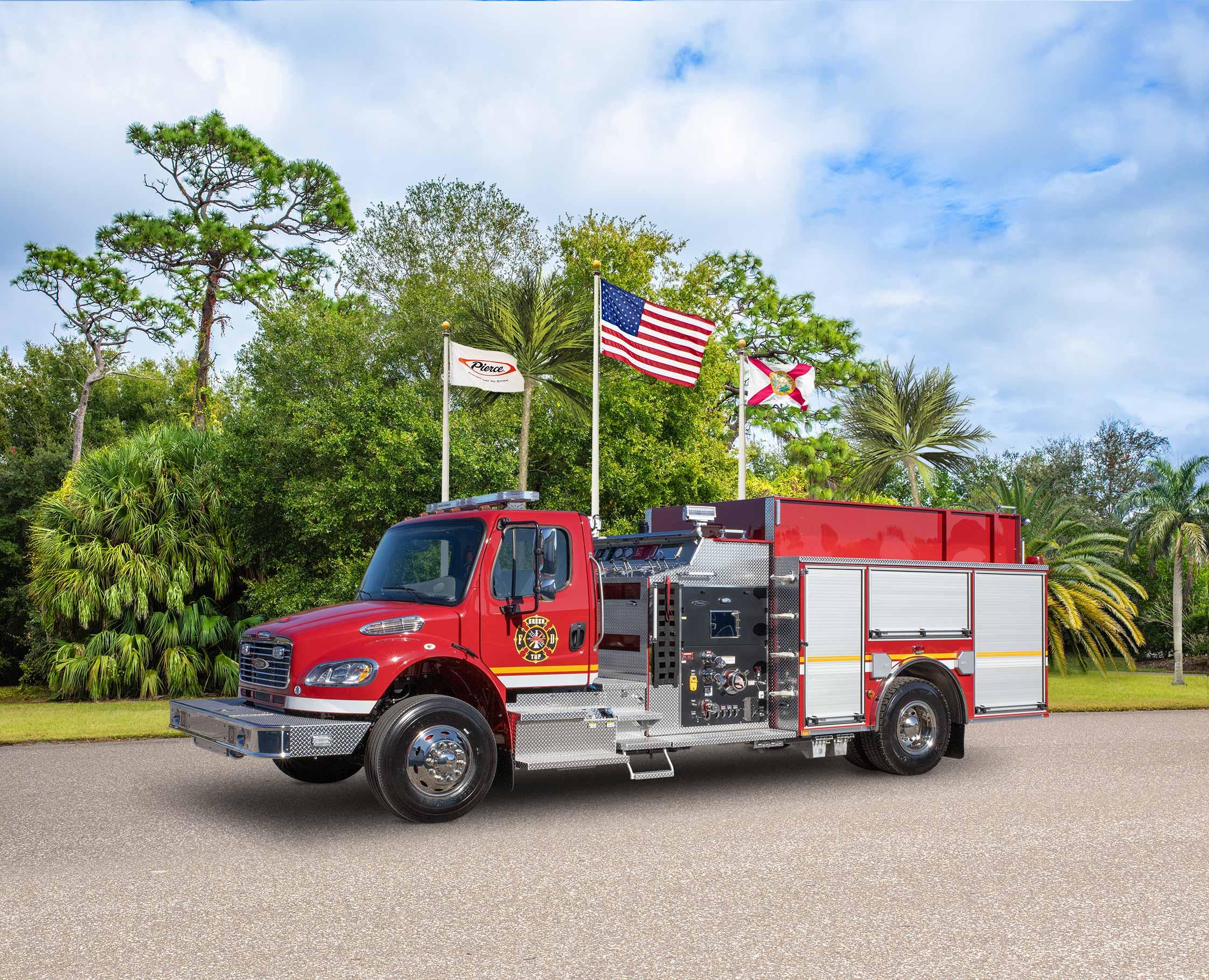 Green Township Fire Department - Pumper