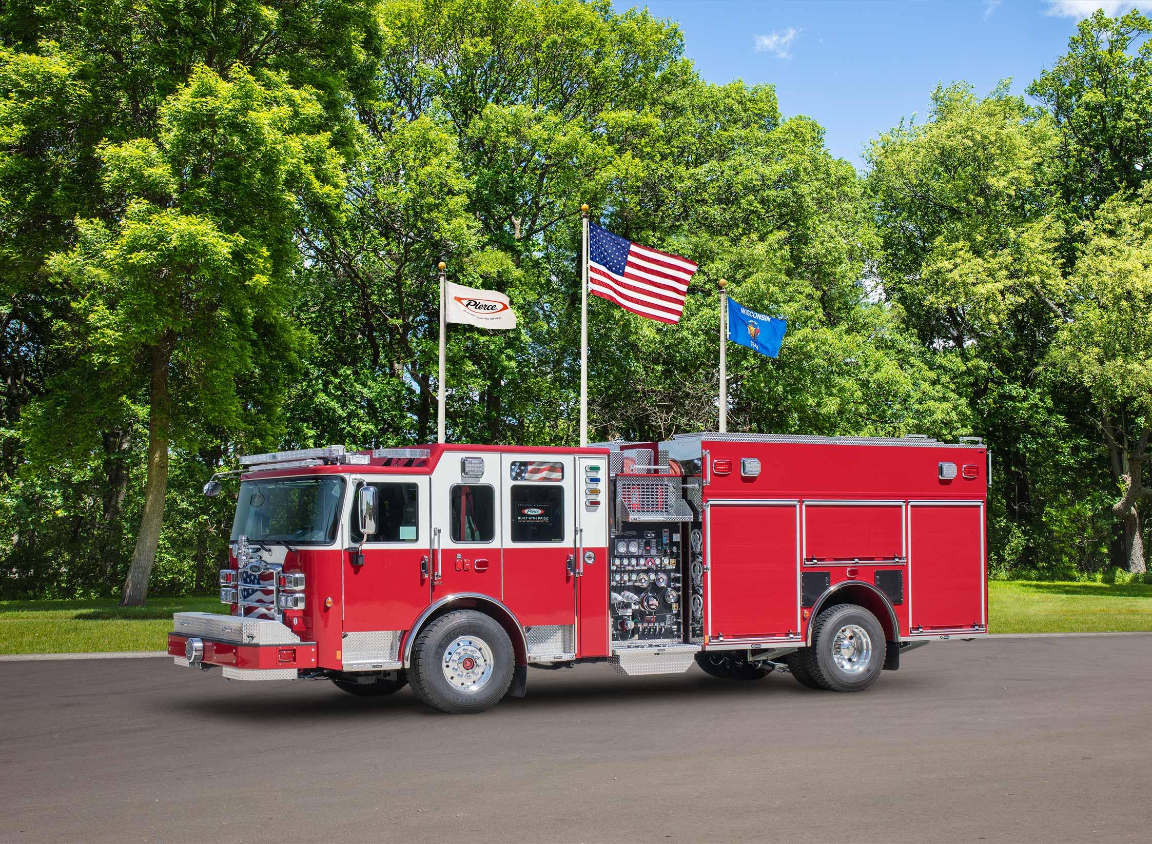 Bart Township Fire Company - Pumper