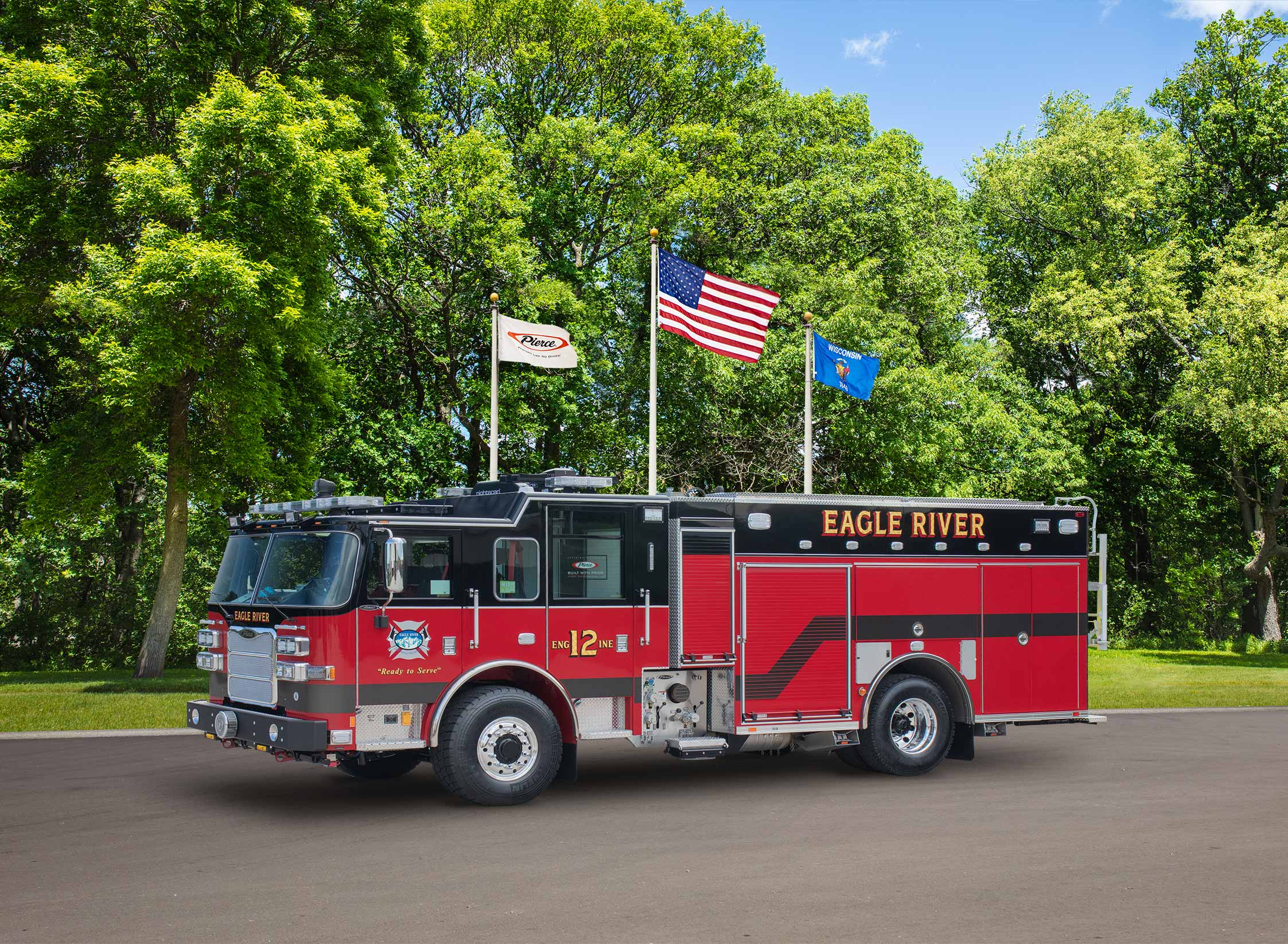Eagle River Fire Protection District - Pumper