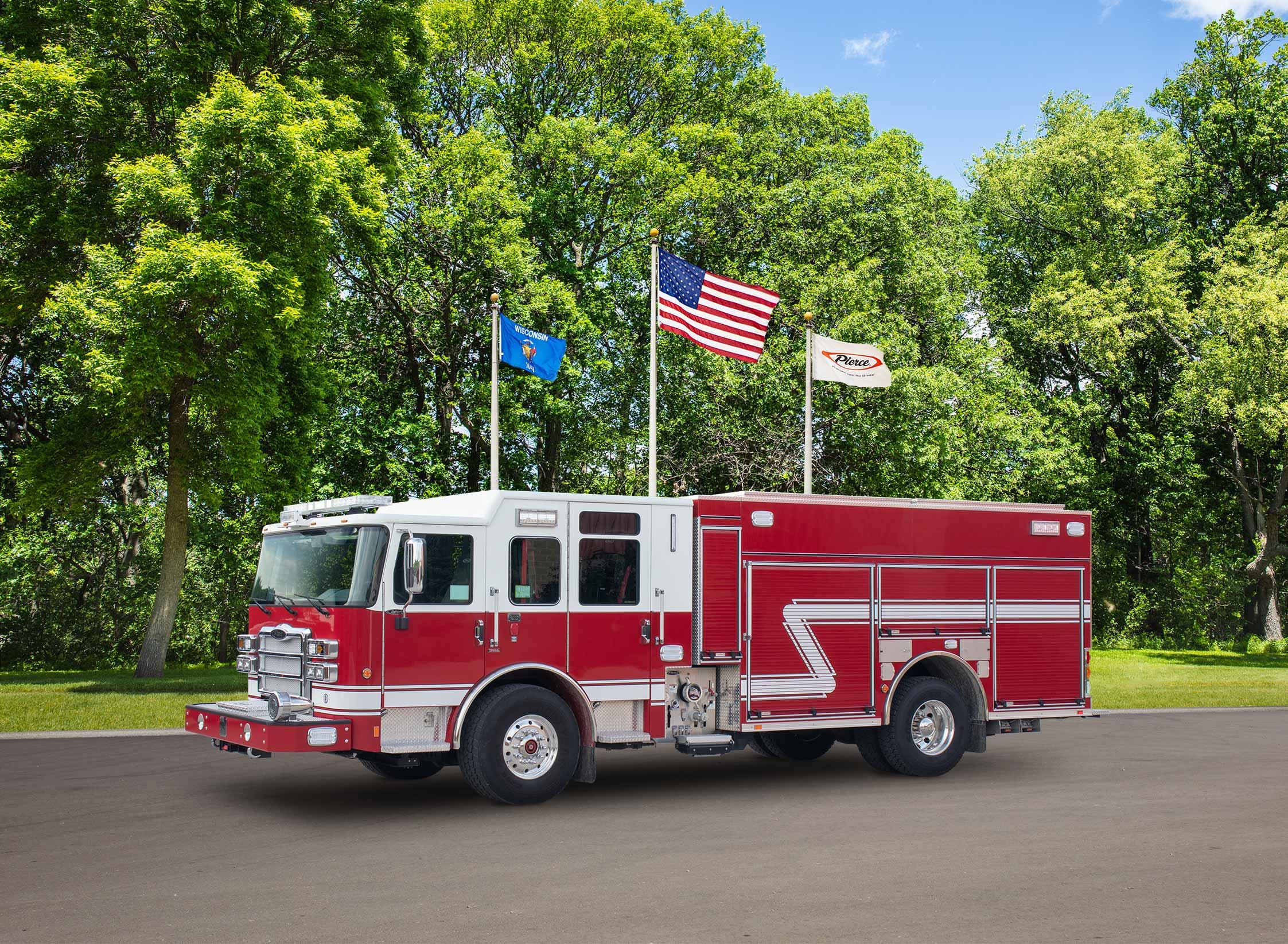 Oxford Fire Department - Pumper