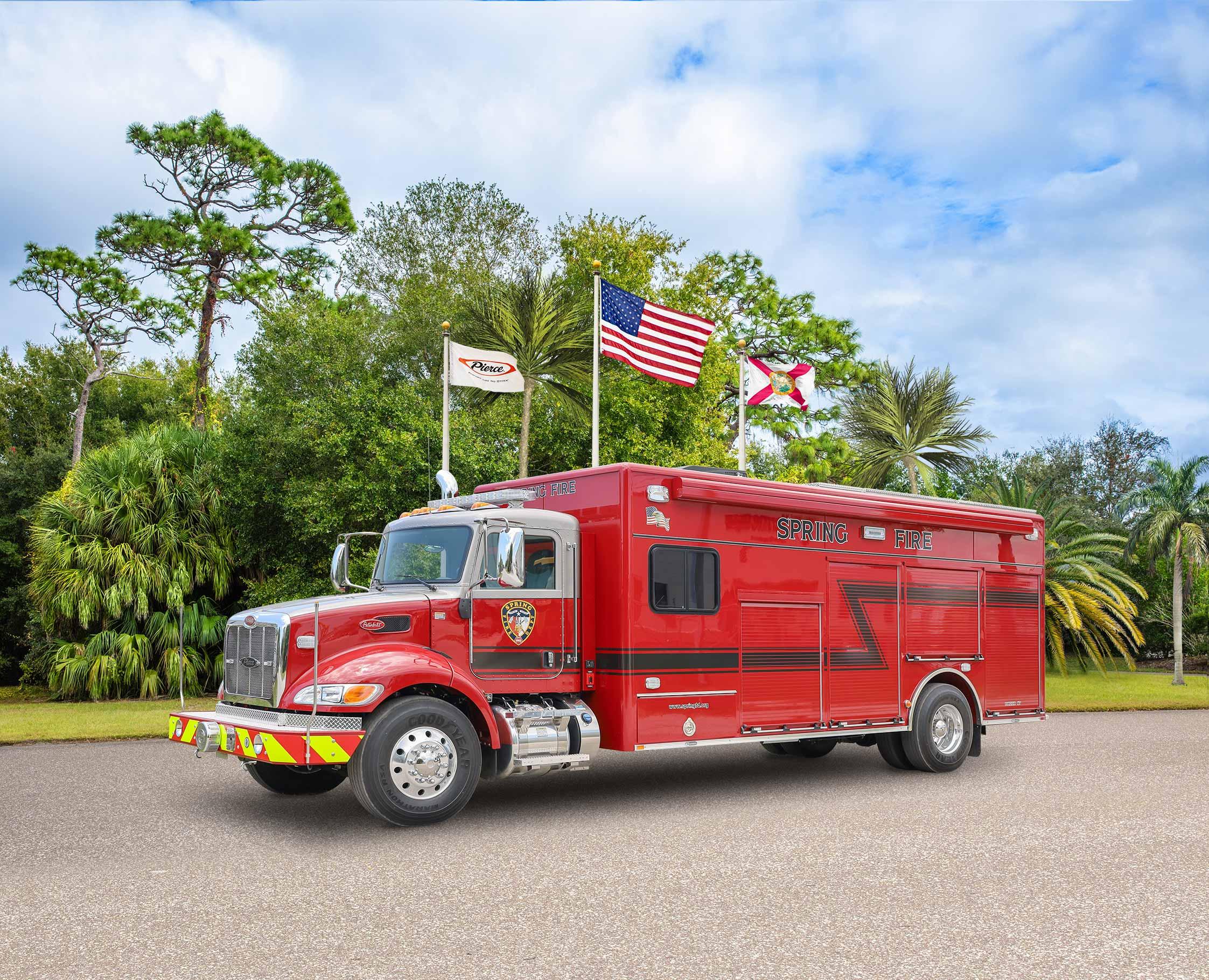 Harris County - Rescue