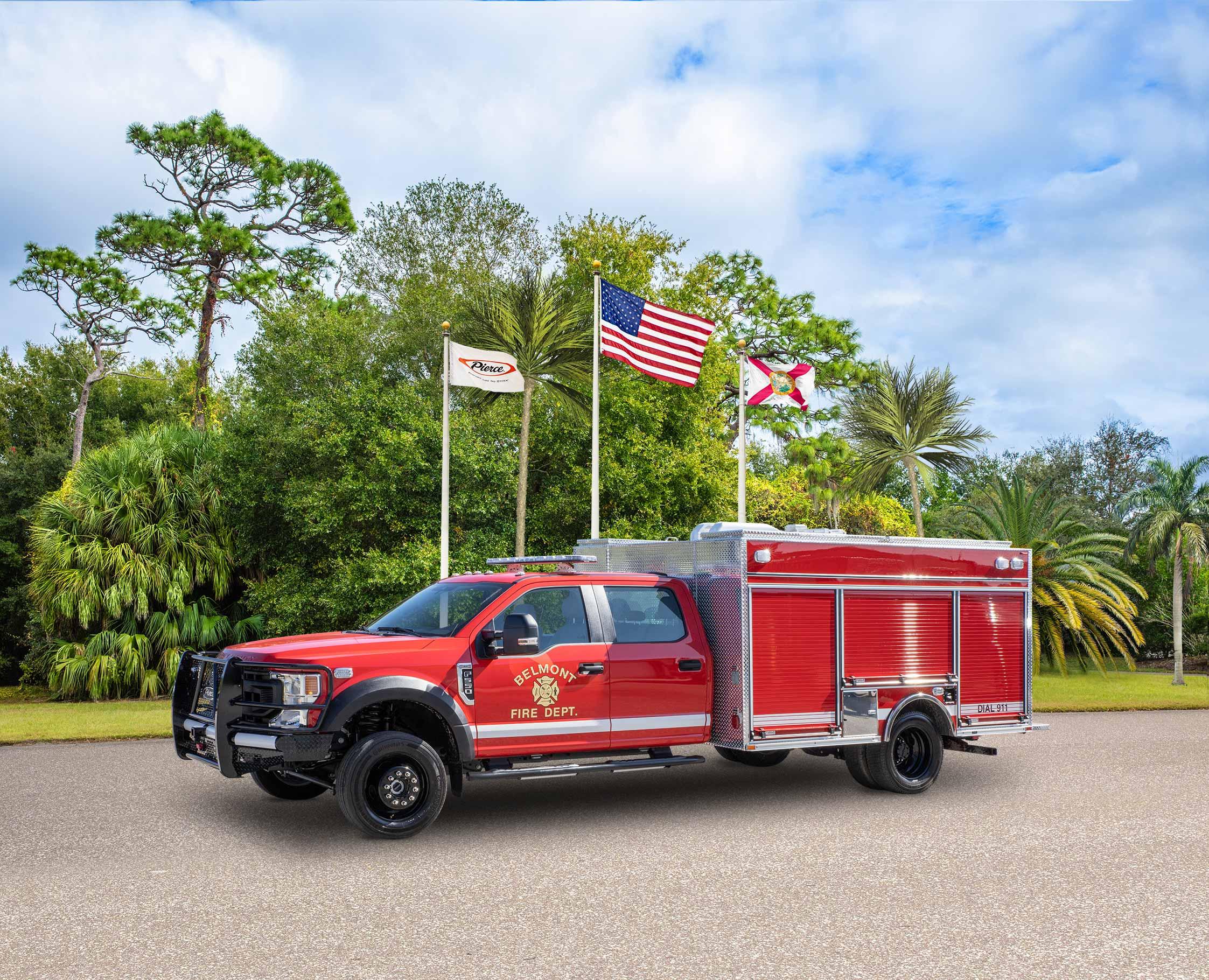 Belmont Volunteer Fire Department - Rescue