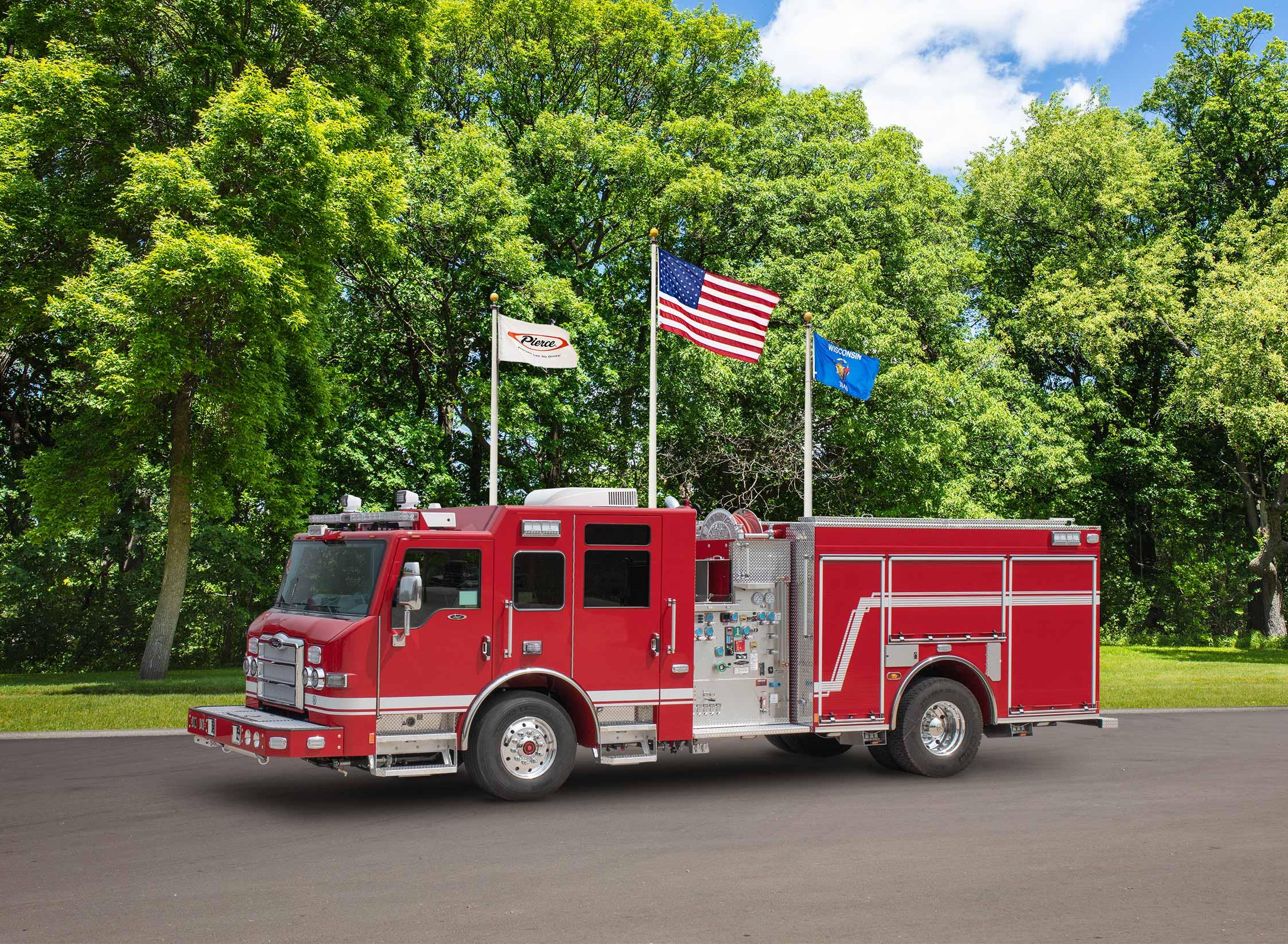 Phoenix Fire Department - Pumper