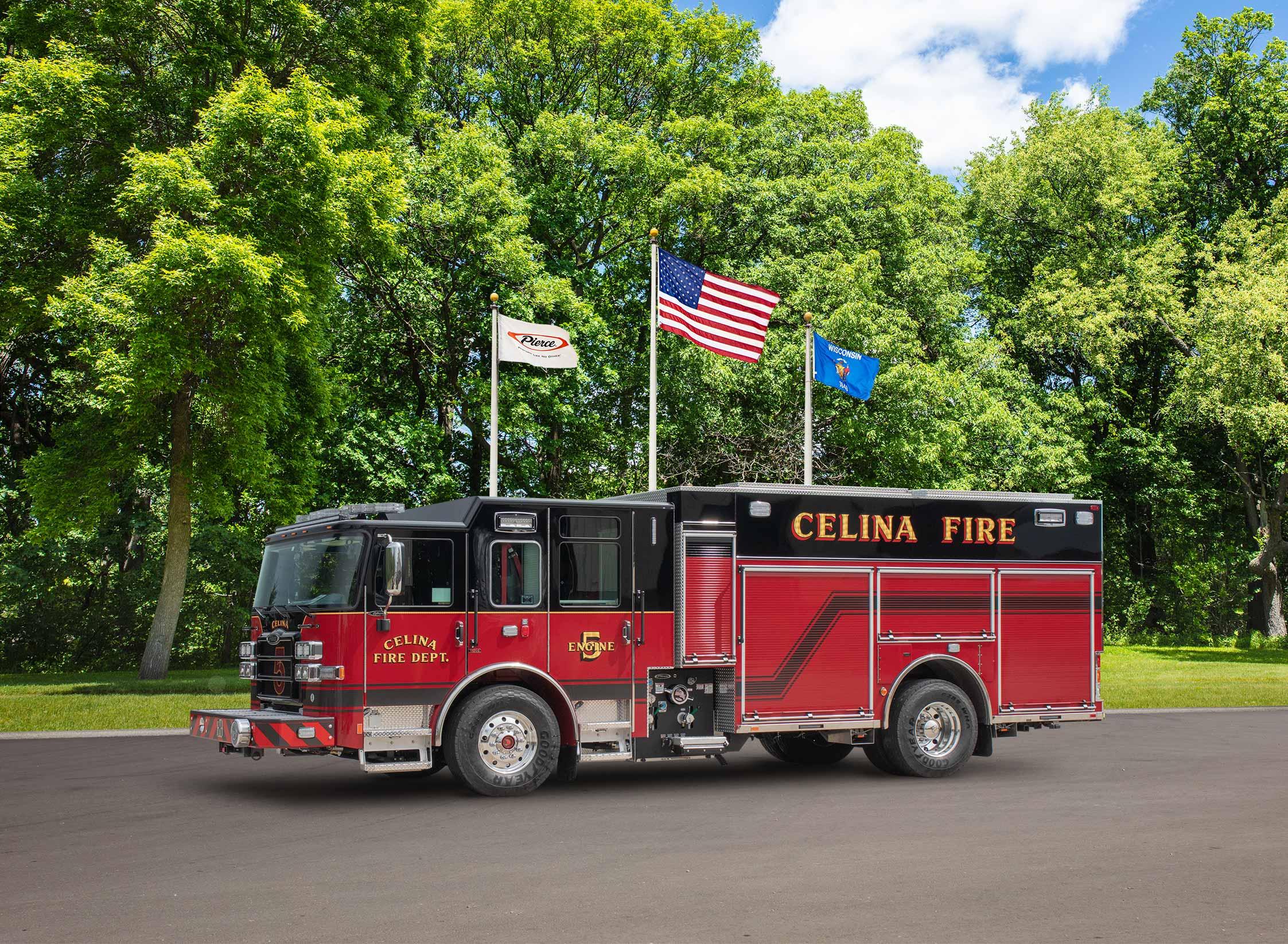 Celina Fire Department - Pumper