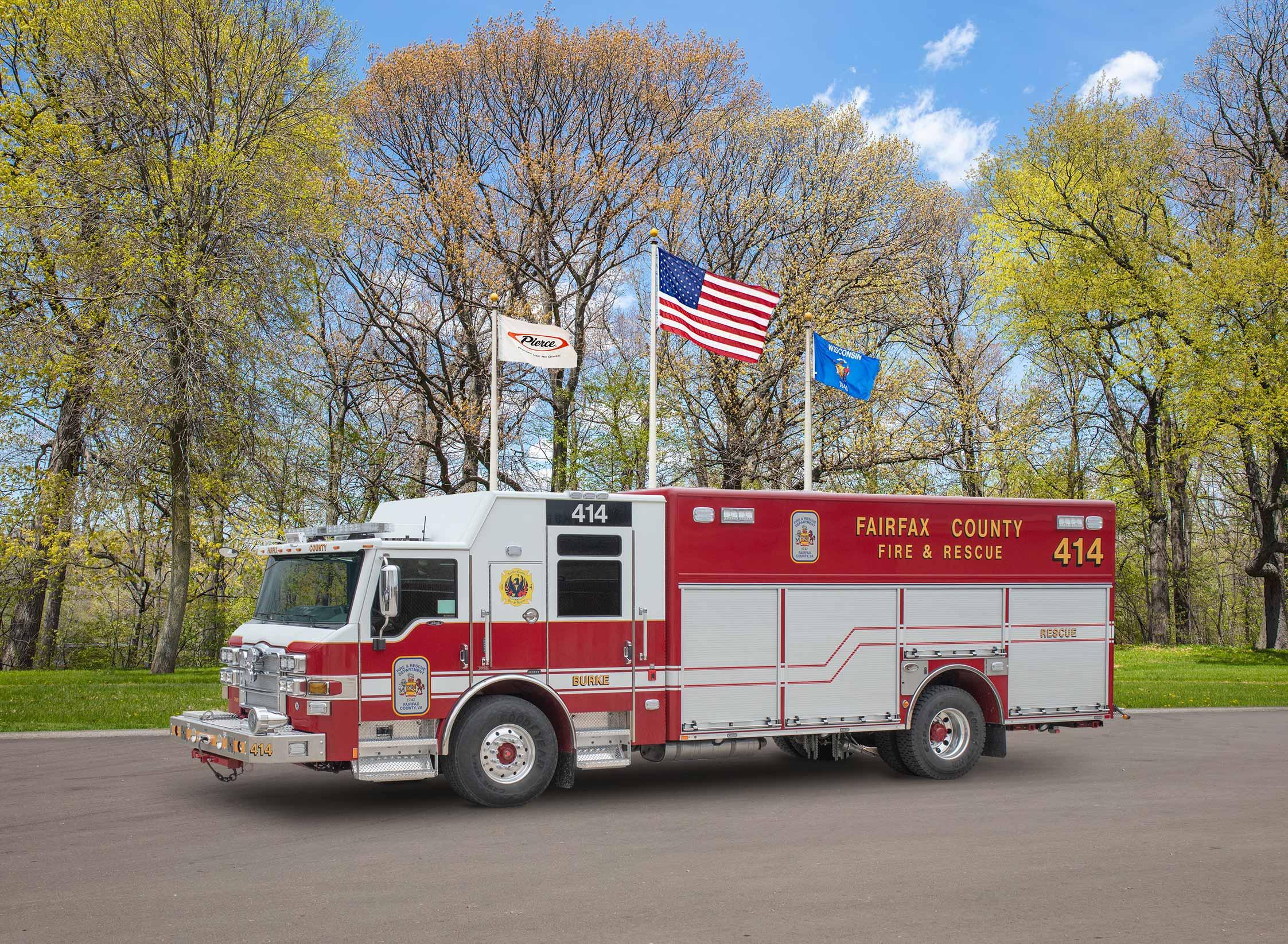 Fairfax County Fire & Rescue Department - Rescue