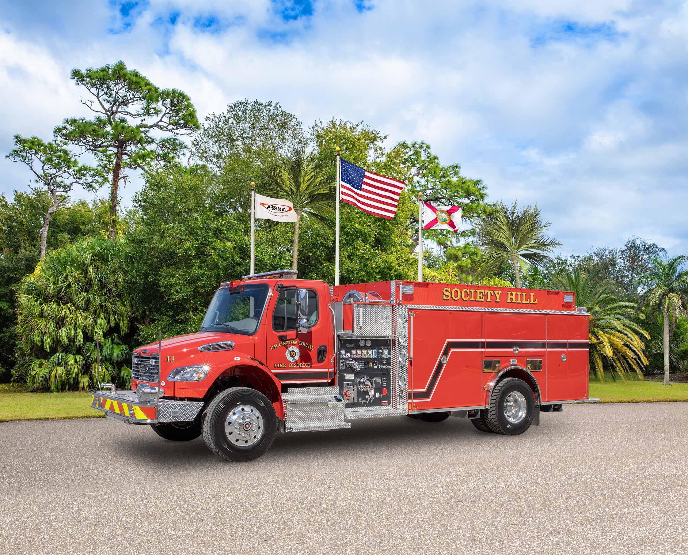 Darlington County Fire District - Pumper