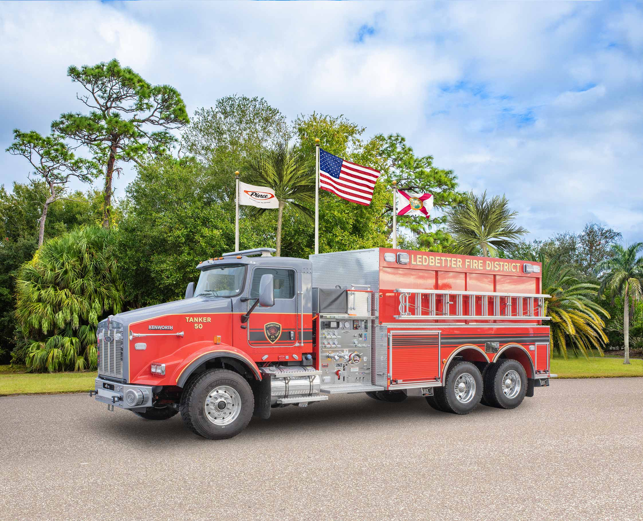 Ledbetter Fire District - Tanker