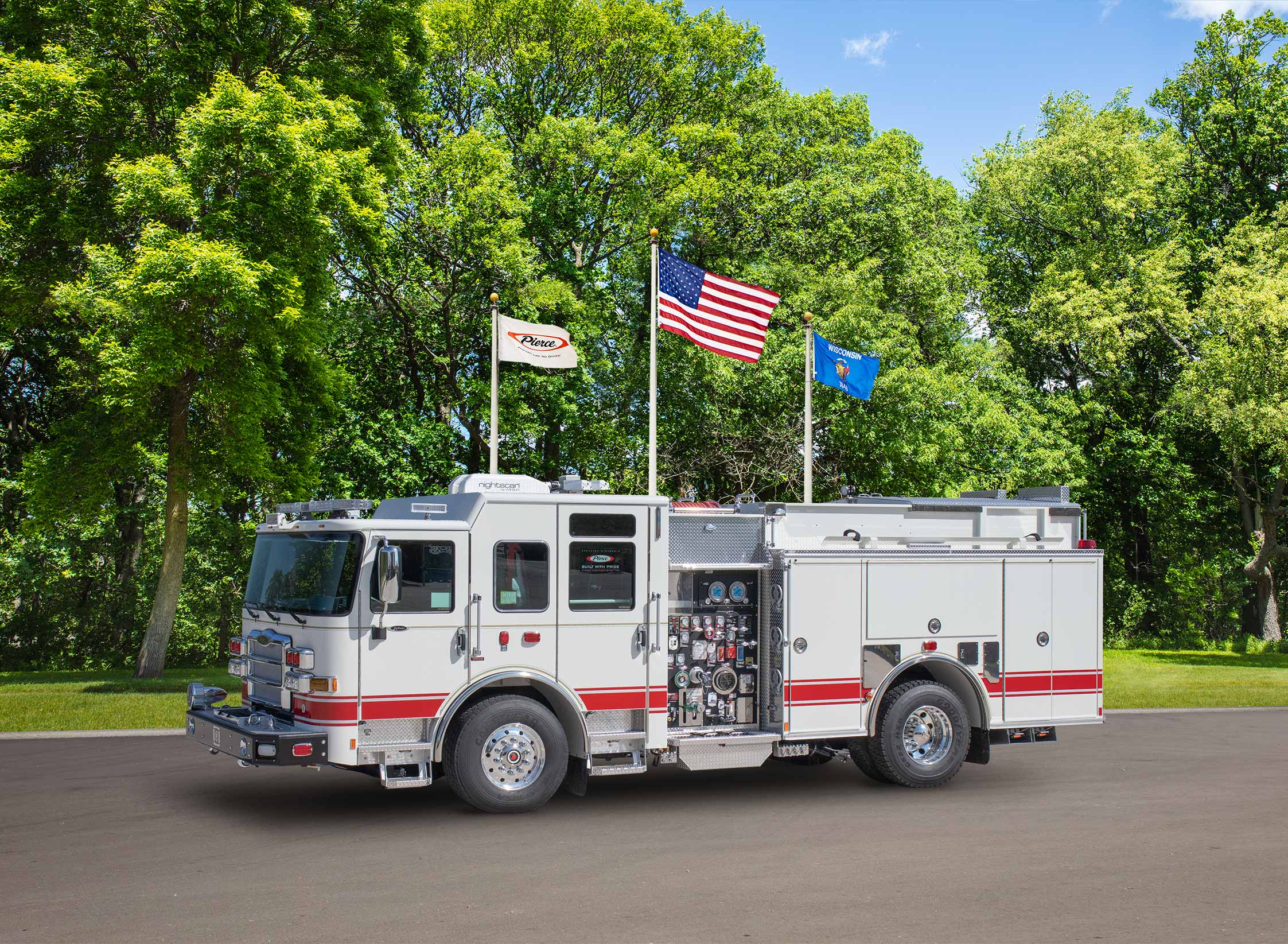Whatcom Fire Department No.7 - Pumper