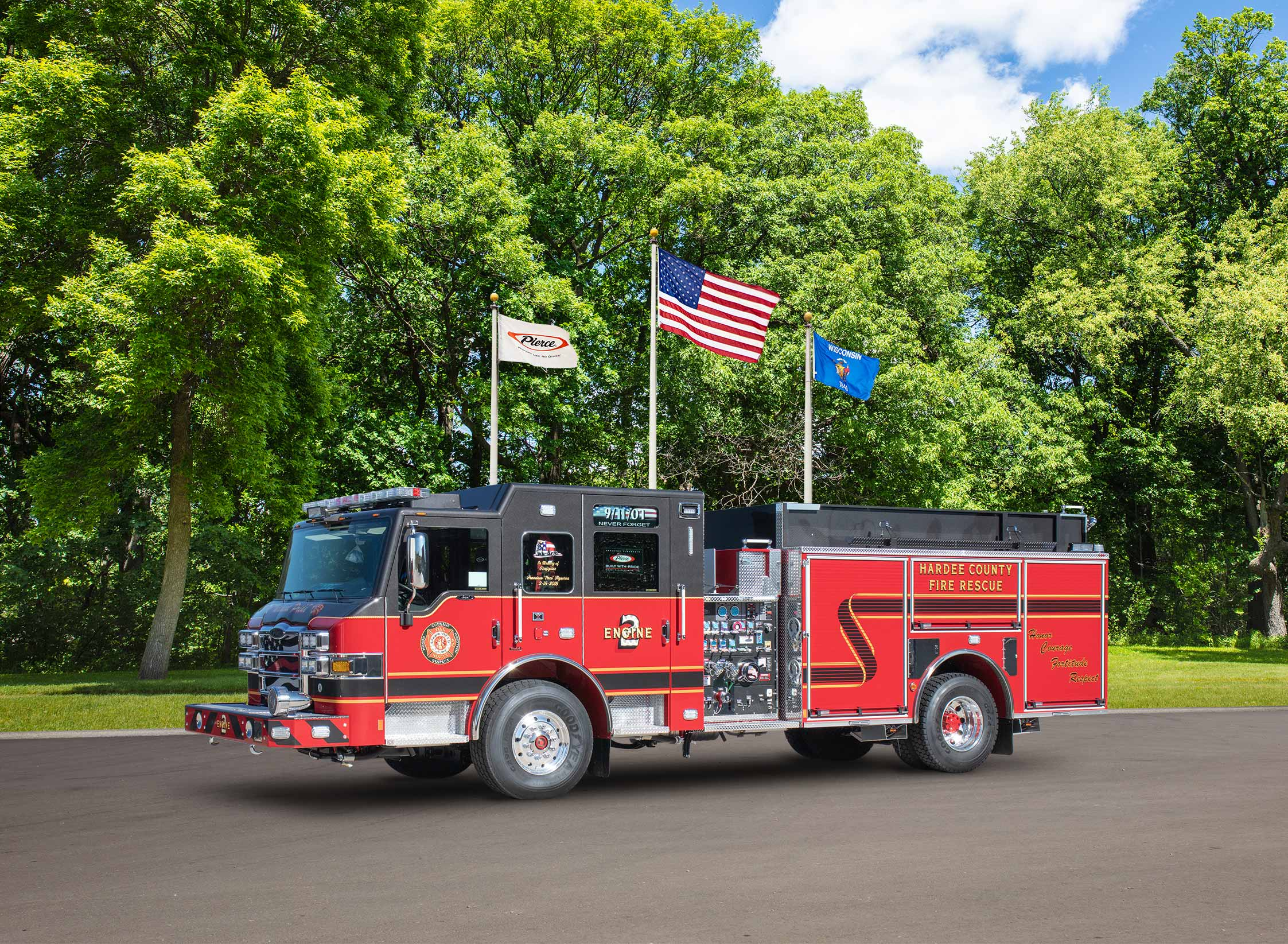 Hardee County Fire Rescue - Pumper