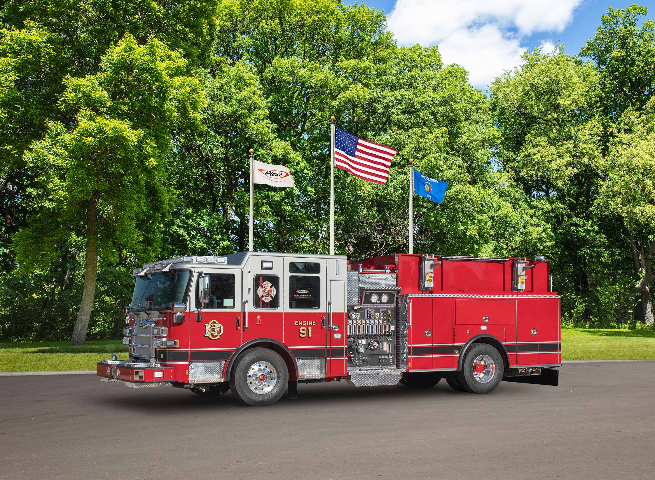 Oak Cliff Fire Department - Pumper