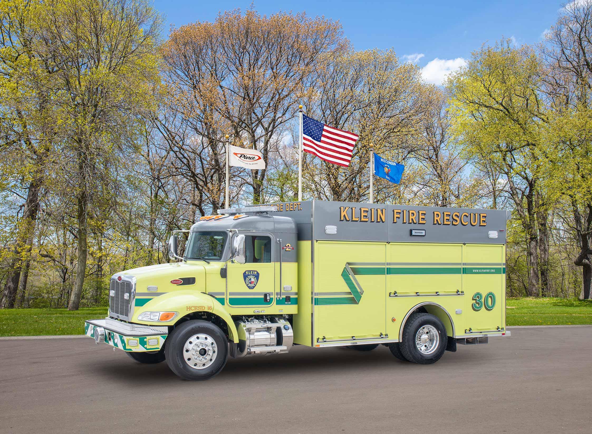 Klein Fire & Rescue - Rescue