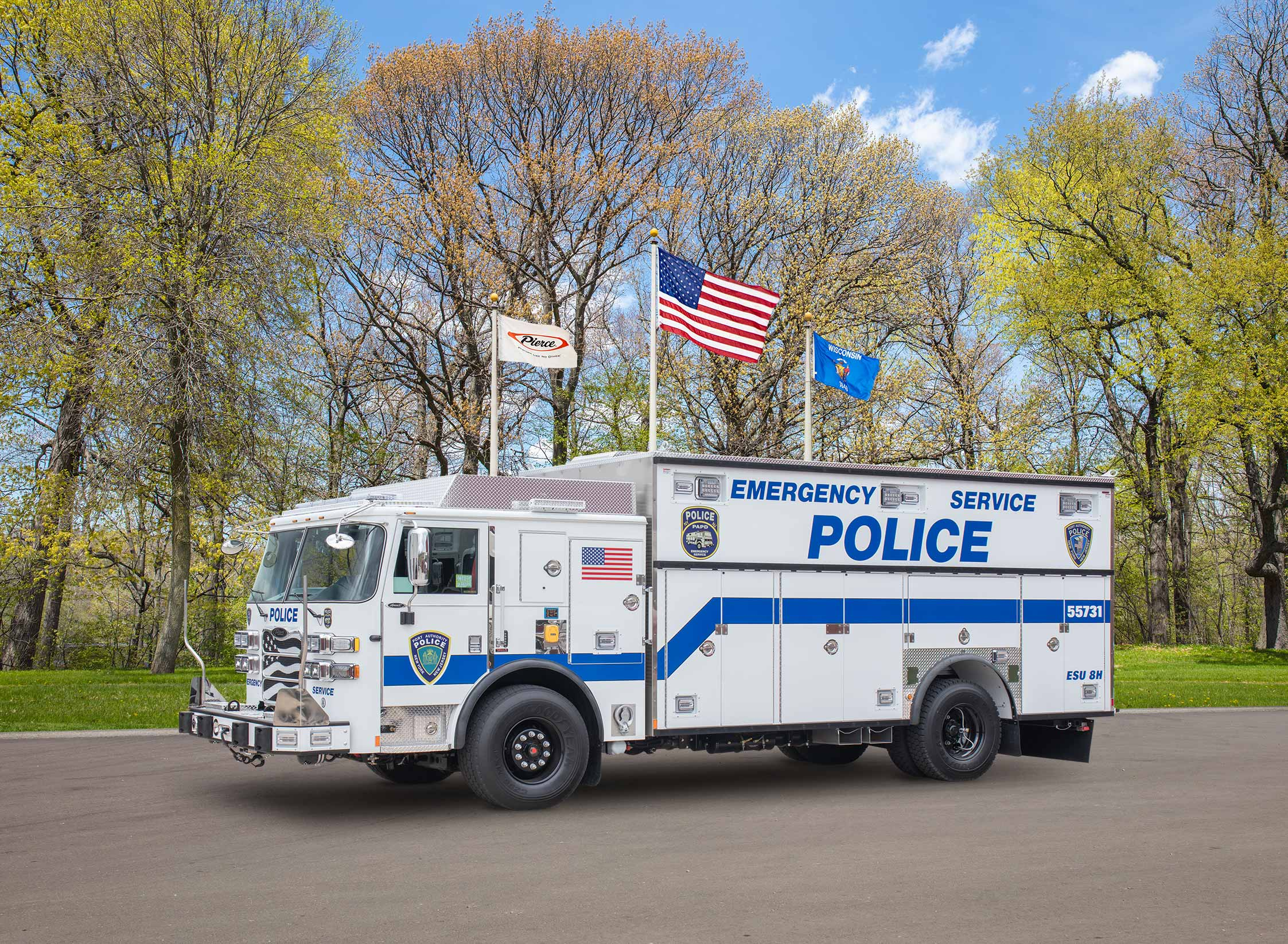 The Port Authority Emergency Service Police - Rescue