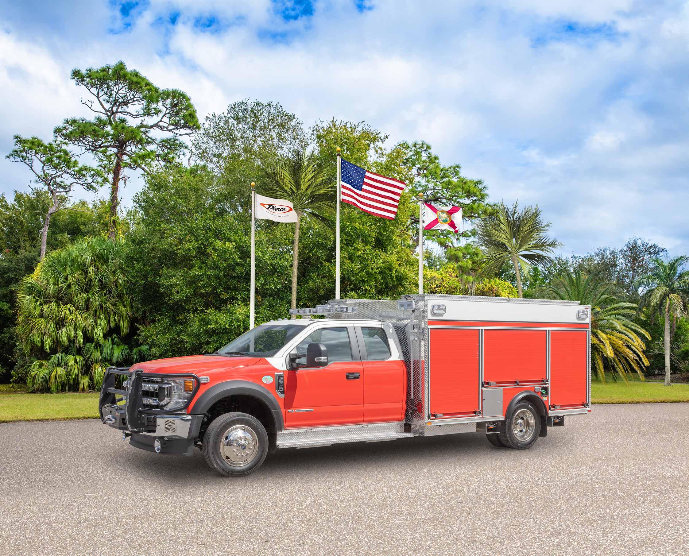 Summerfield Fire & Rescue - Pumper