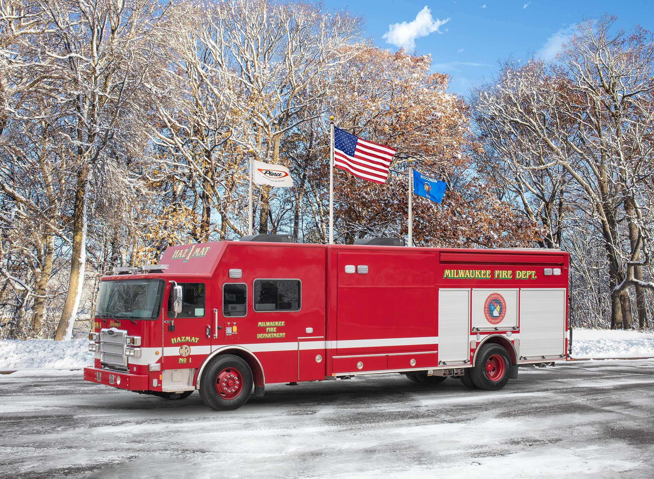 Milwaukee Fire Department - Rescue