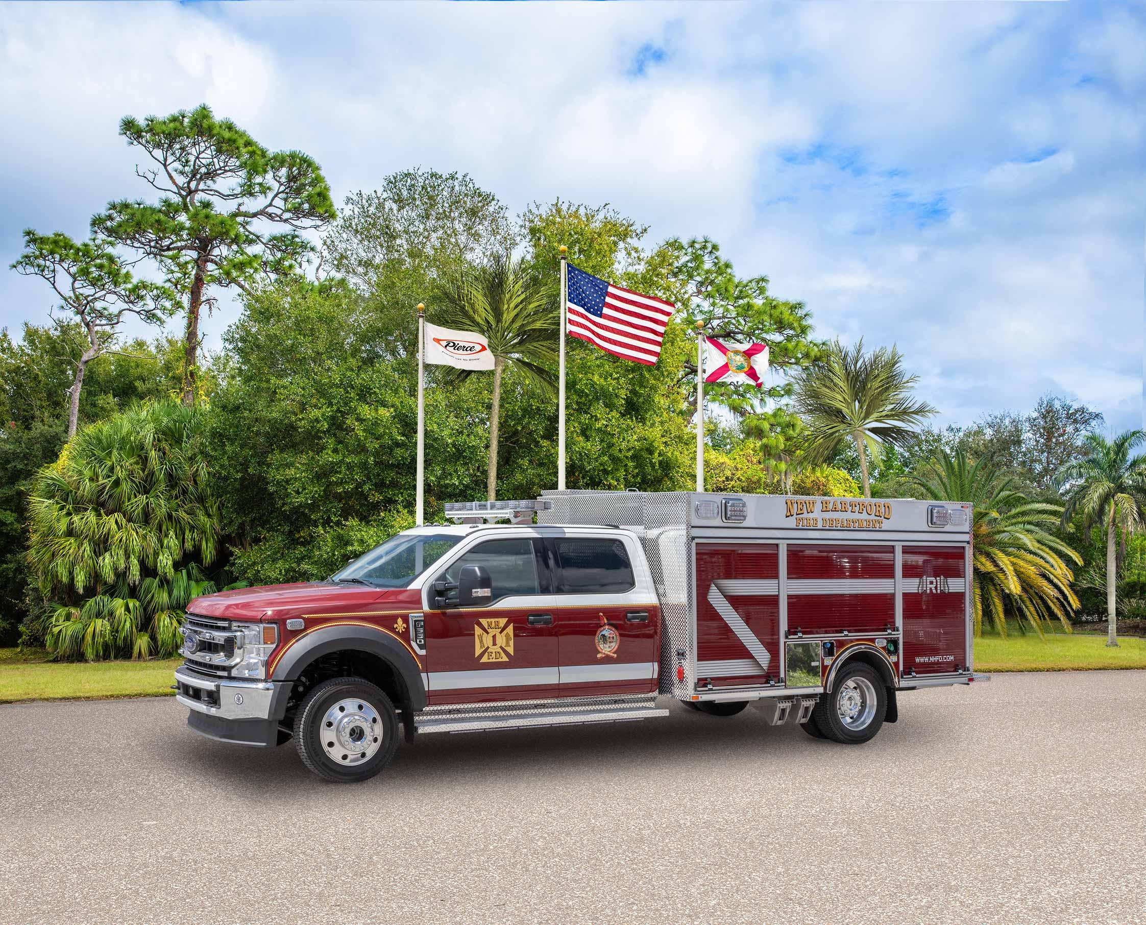 New Hartford - Rescue