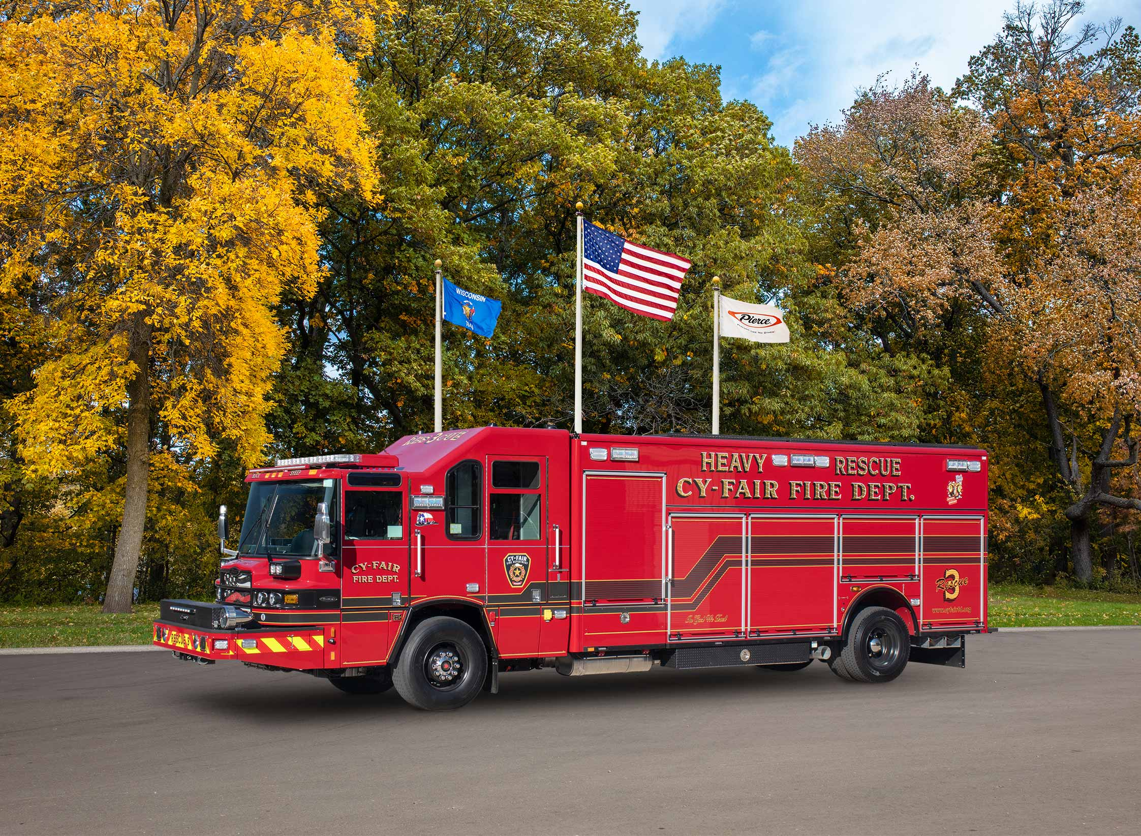 Harris County ESD 9 - Rescue