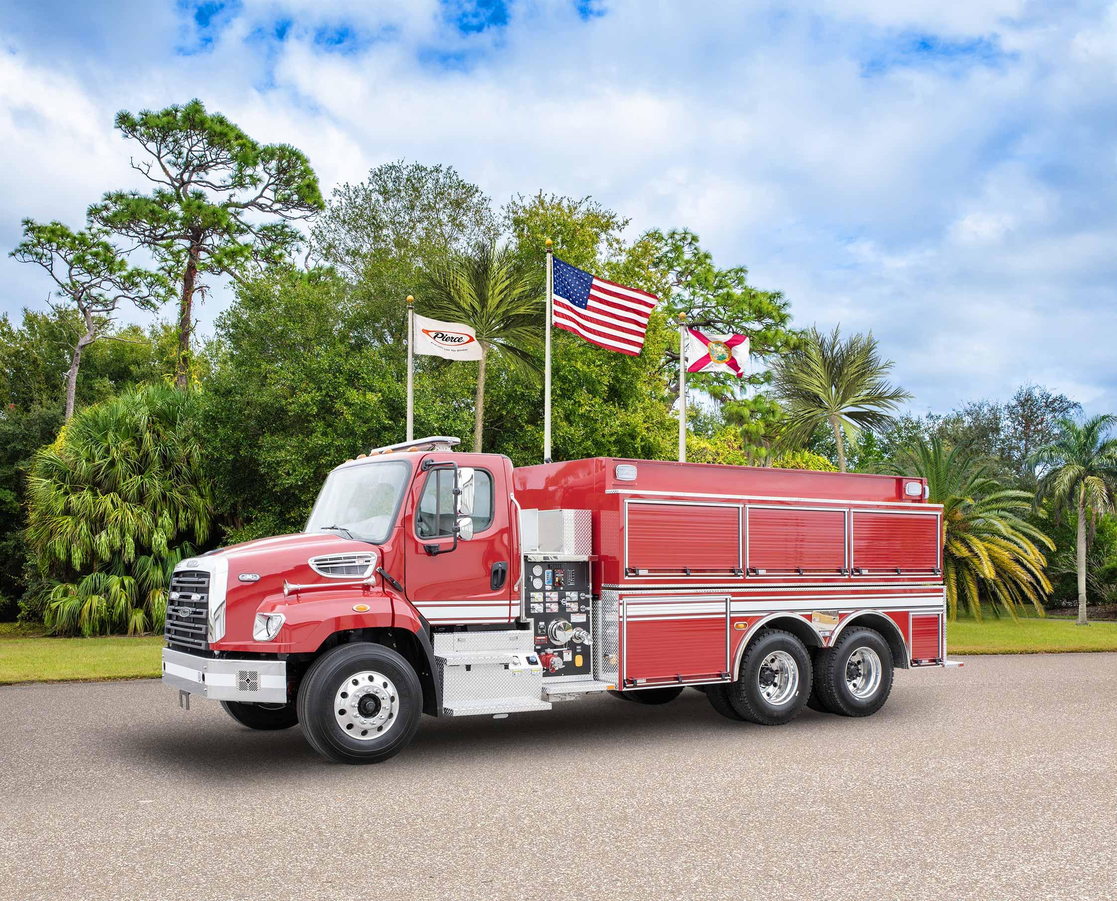 Genegantslet Fire Company - Tanker