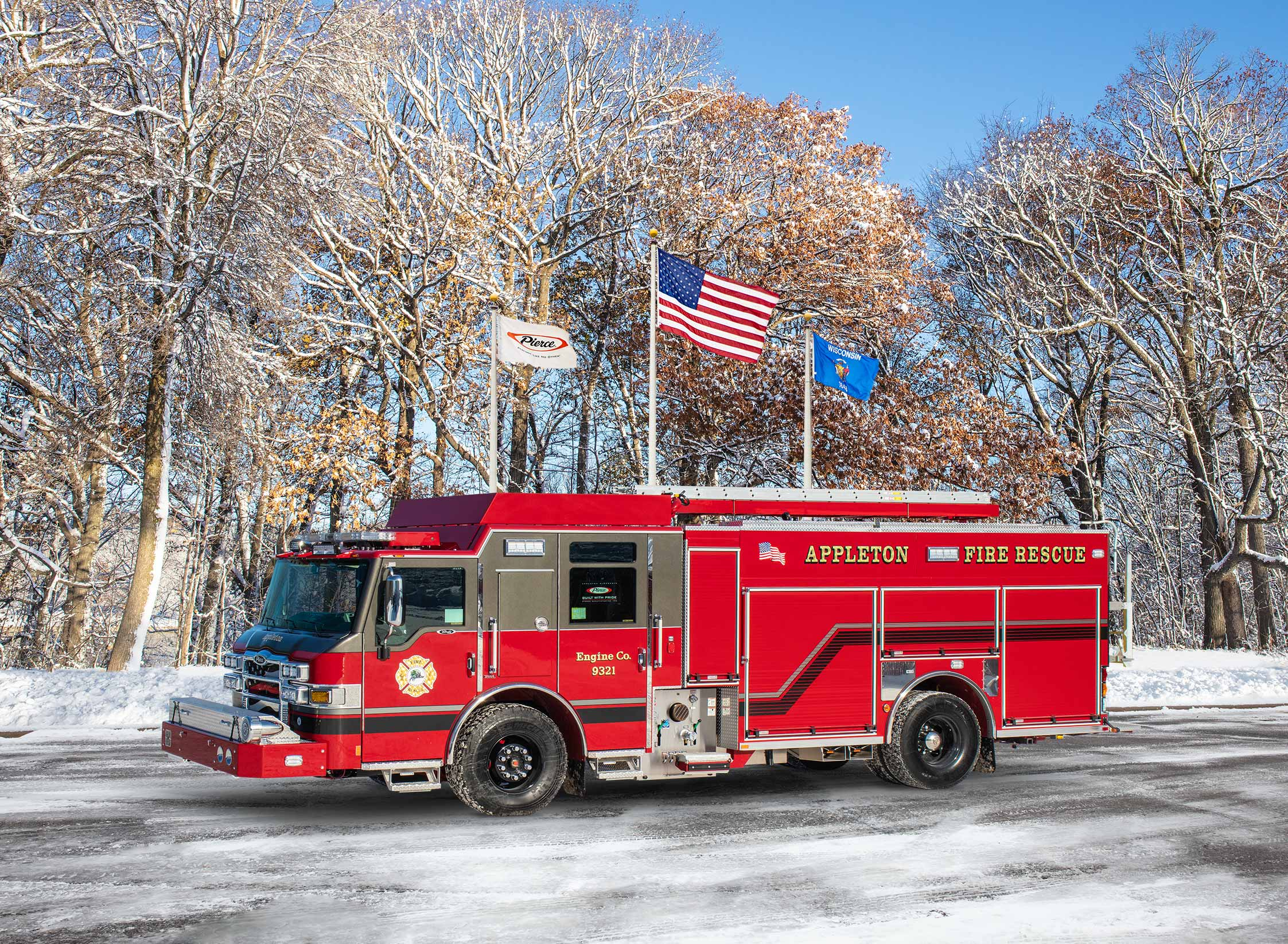 Appleton Fire Department - Pumper
