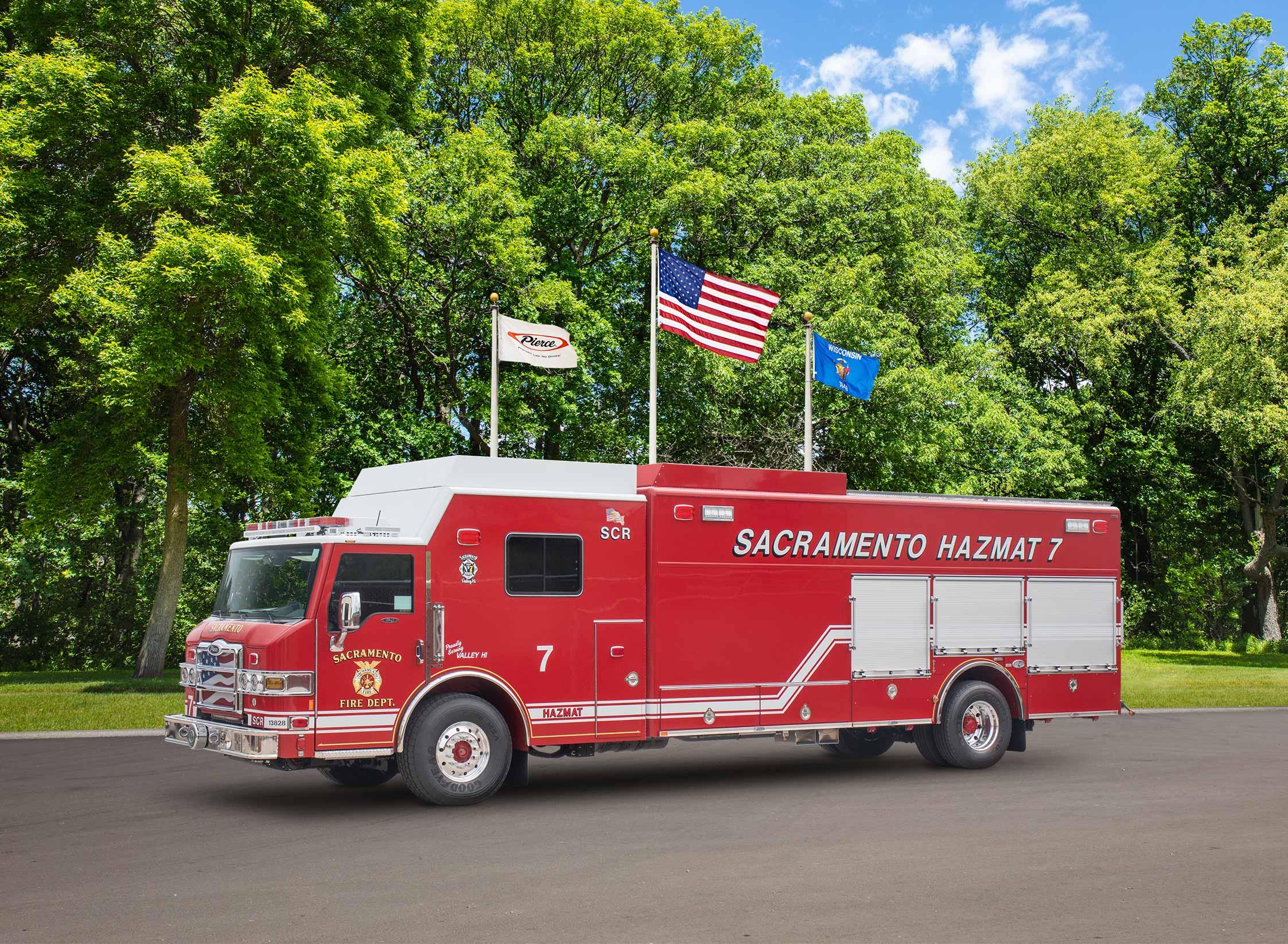 City of Sacramento Fire Department - Rescue