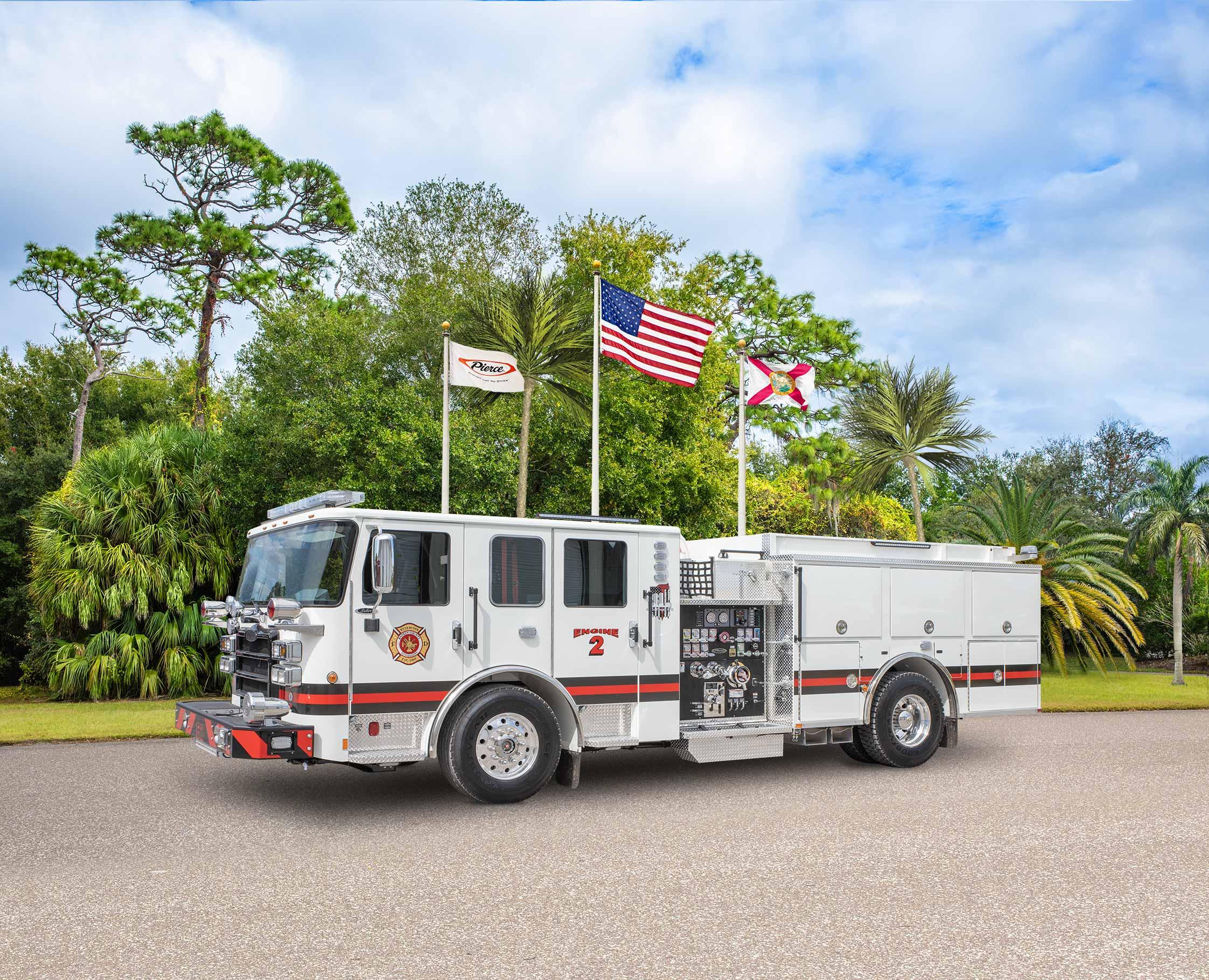 Reservoir Fire Department - Pumper
