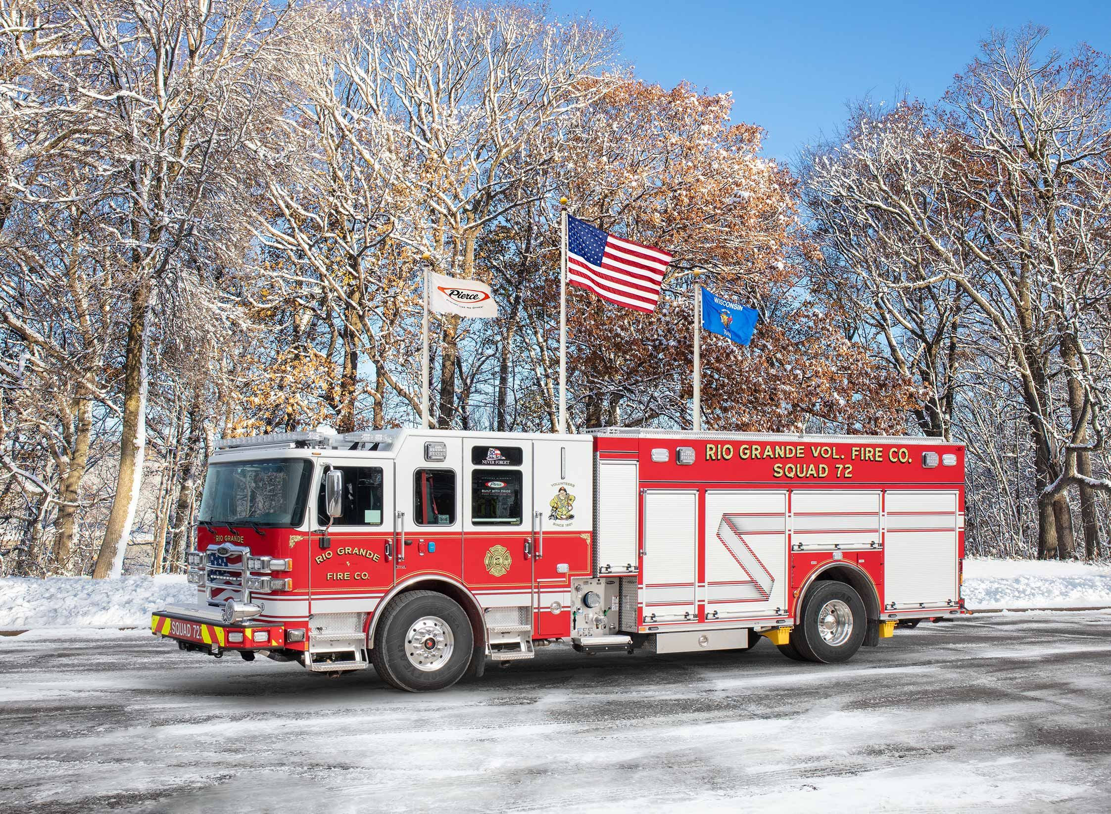 Middle Township Fire District No.2 - Pumper