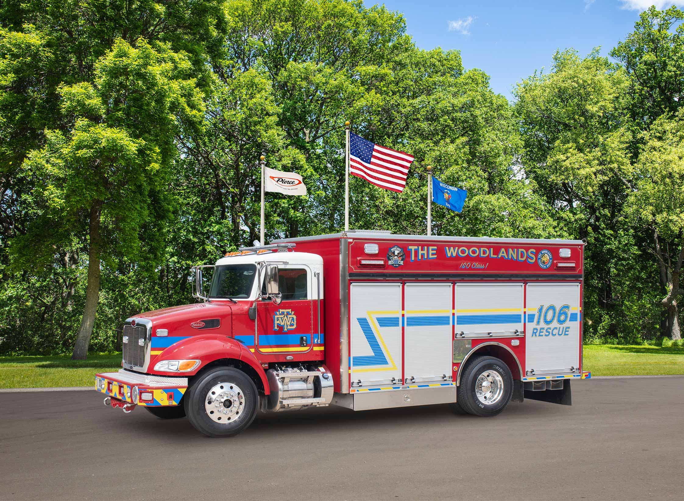 The Woodlands Township - Rescue