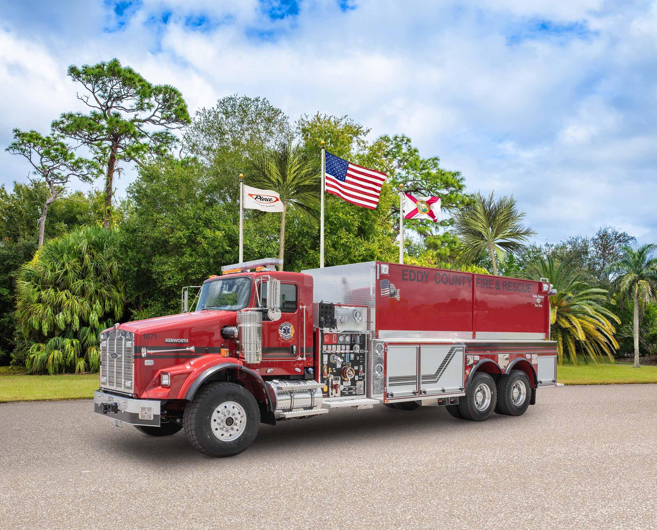 Otis Fire Department - Tanker