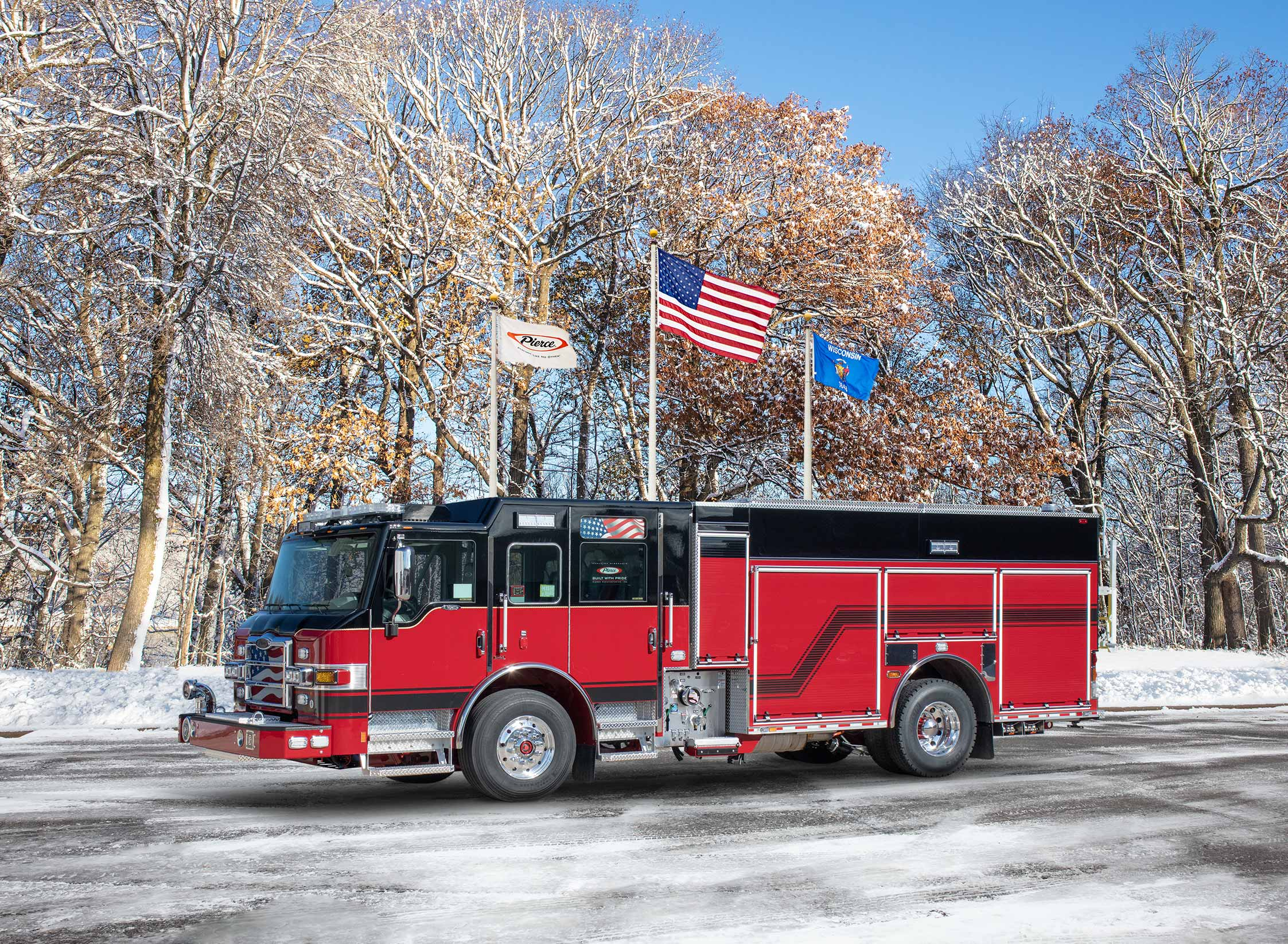 South Metro Fire Rescue Authority - Pumper