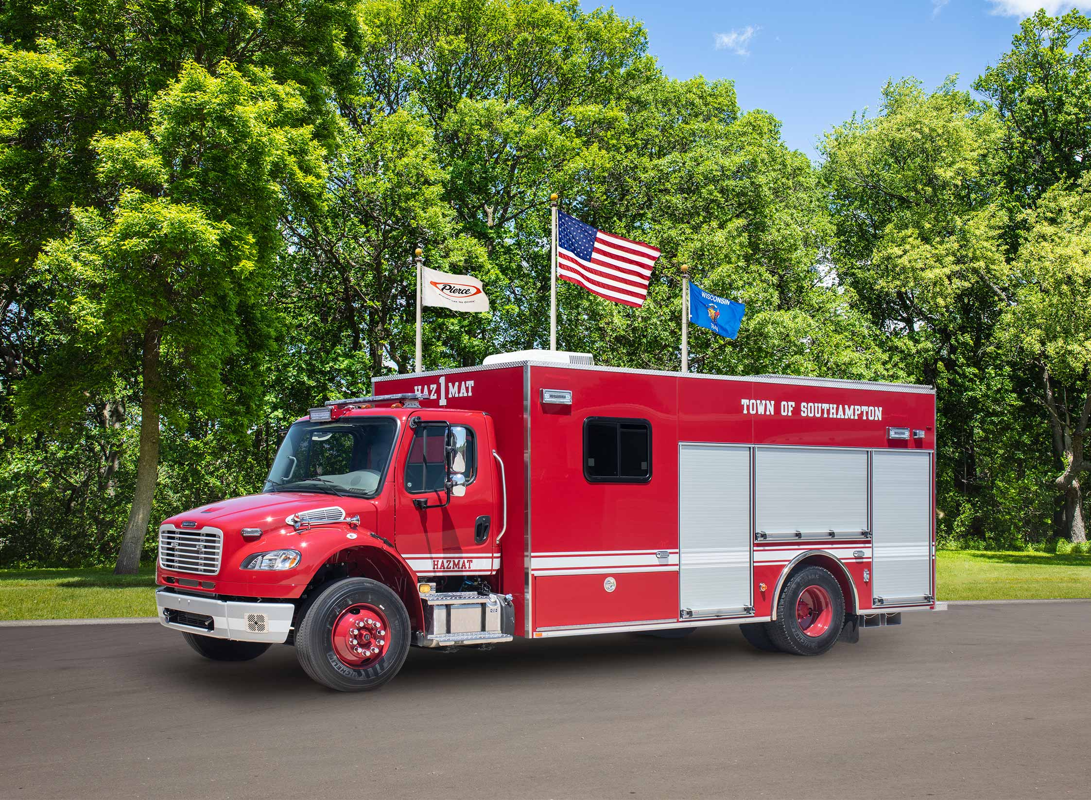 Town of Southampton Fire Marshall - Rescue