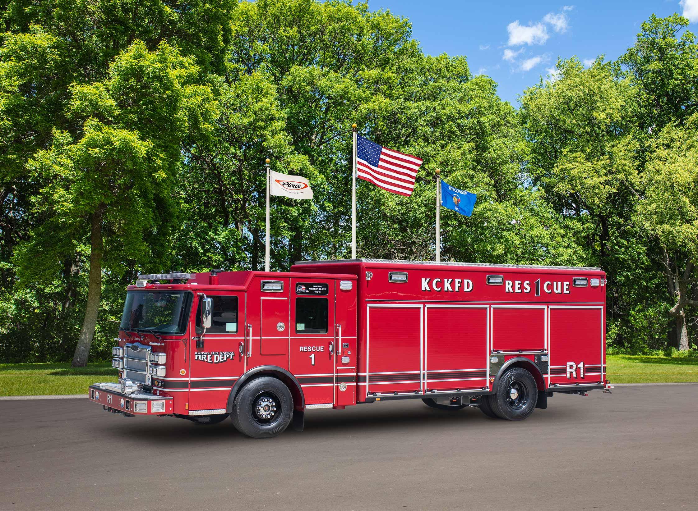 Kansas City - Rescue