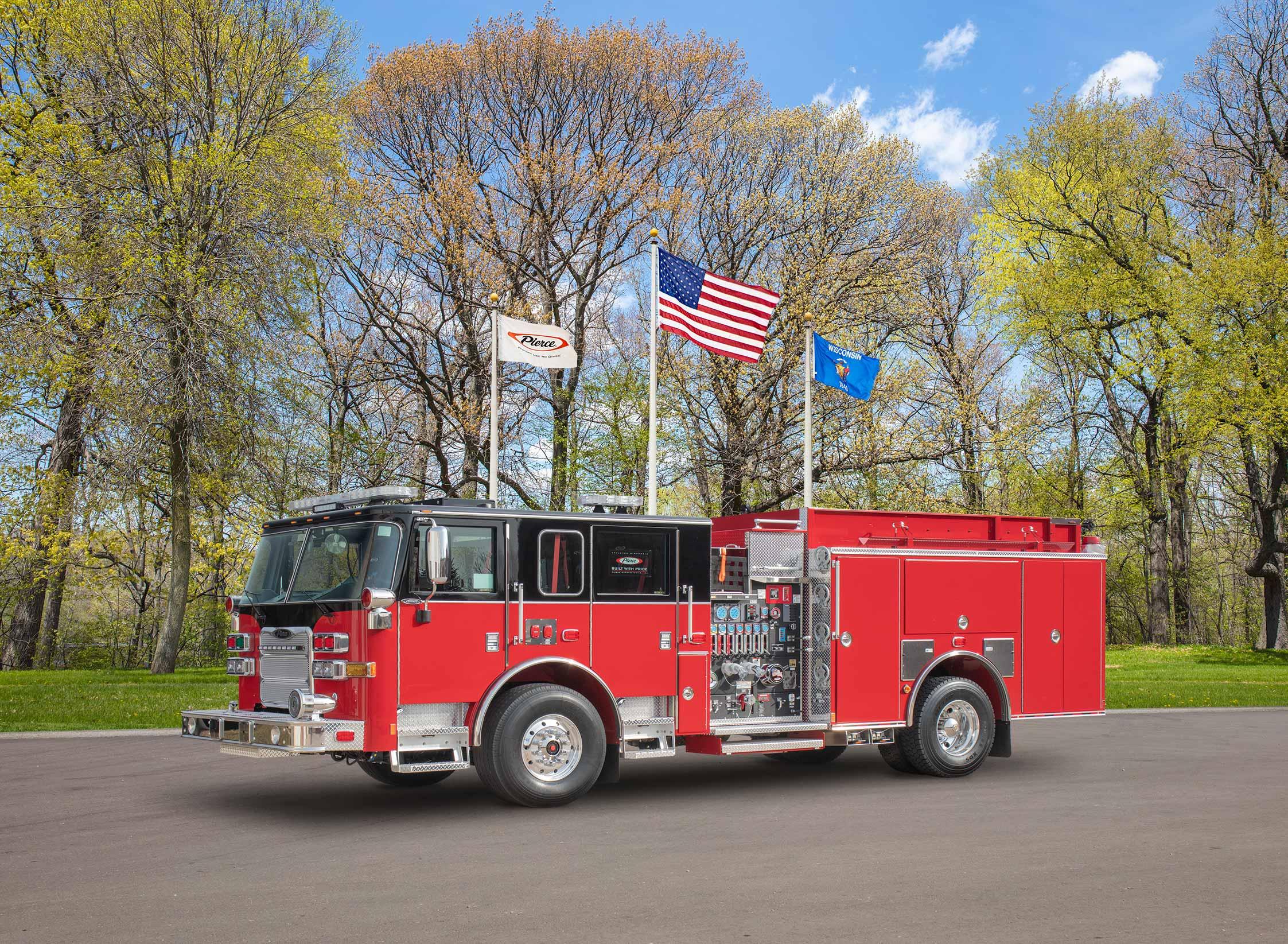 Orrville Fire Department - Pumper