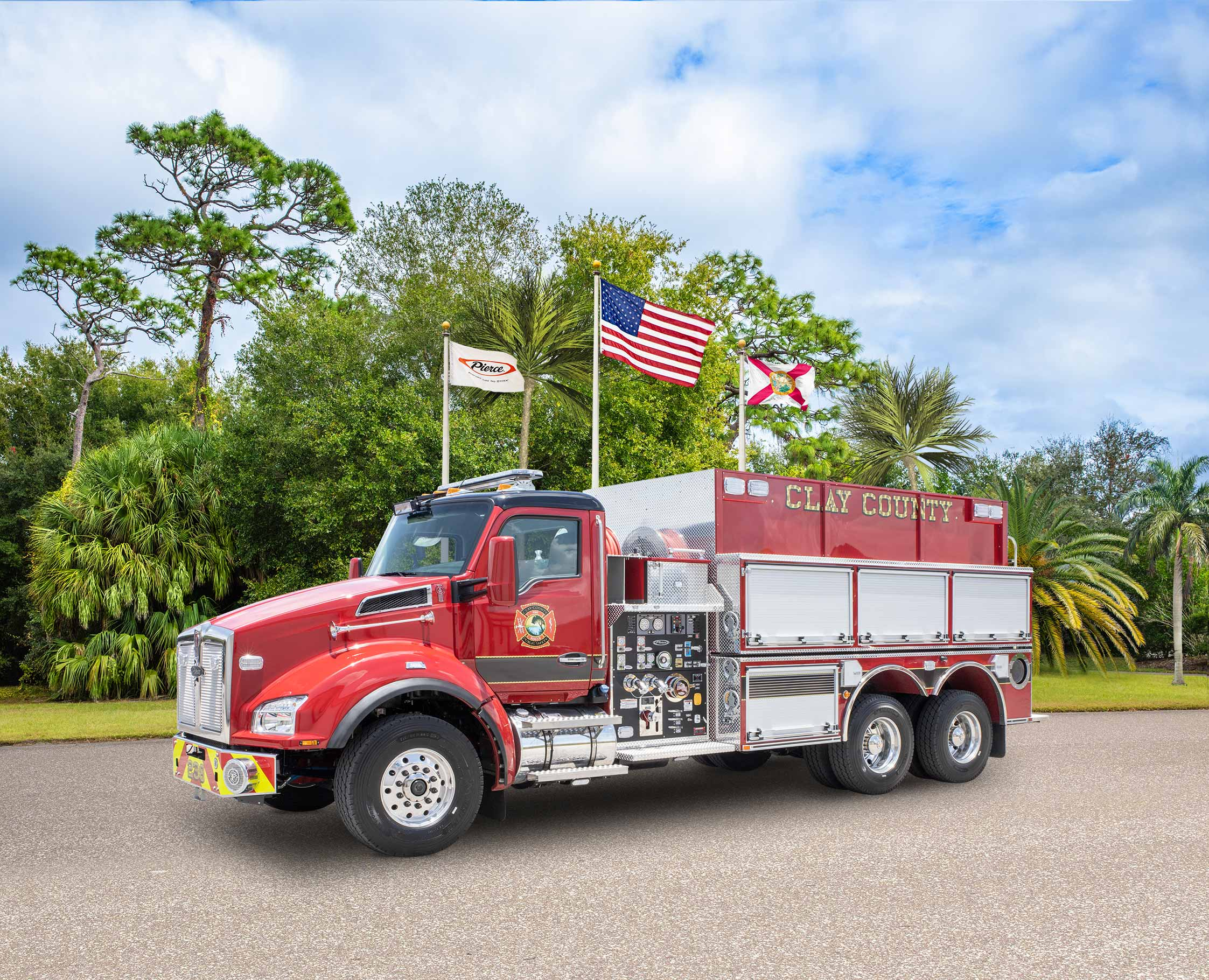 Clay County Fire Rescue - Tanker