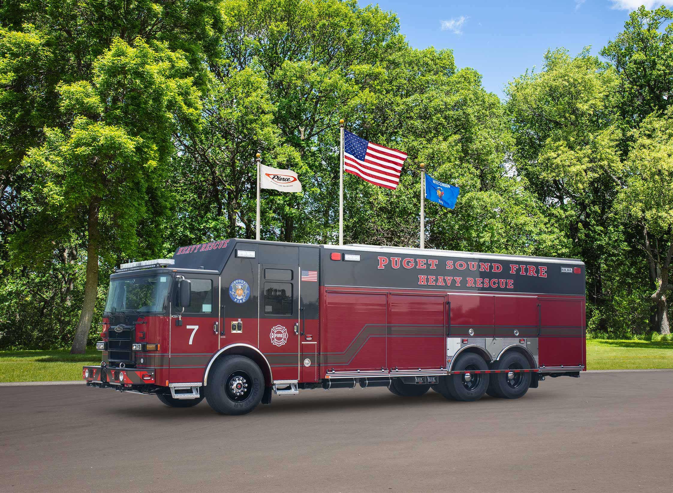 Puget Sound Regional Fire Authority - Rescue