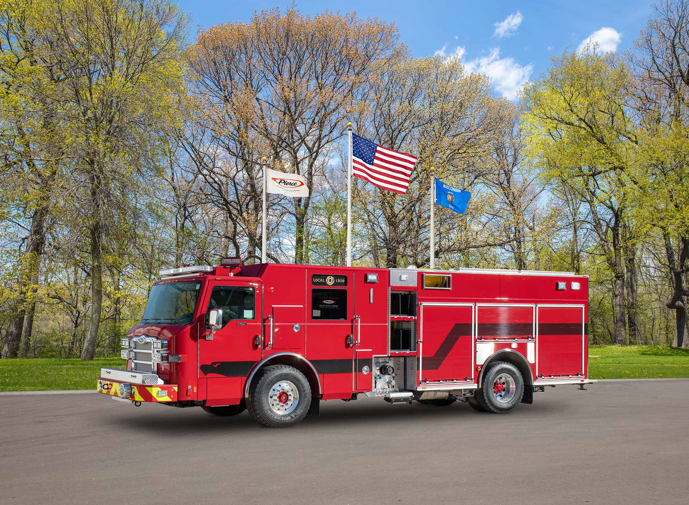 West Metro Fire Rescue - Pumper