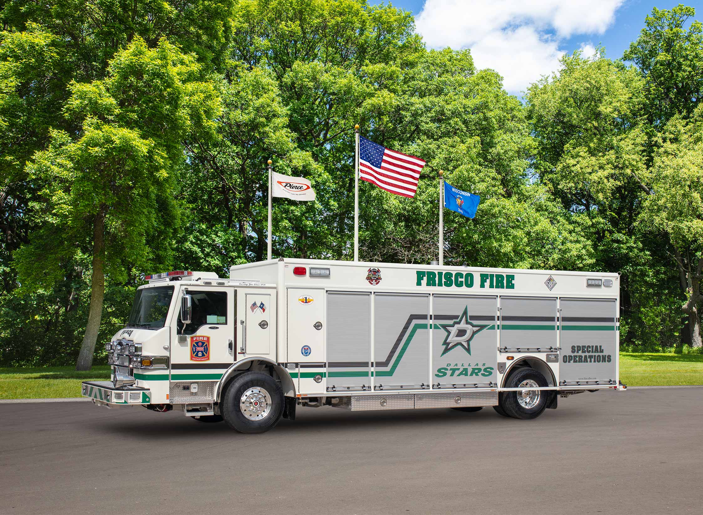 Frisco Fire Department - Rescue