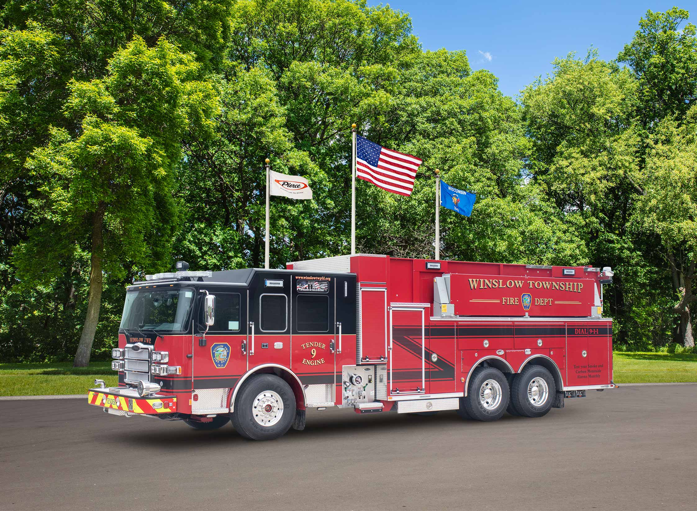 Winslow Township Fire District No.1 - Tanker