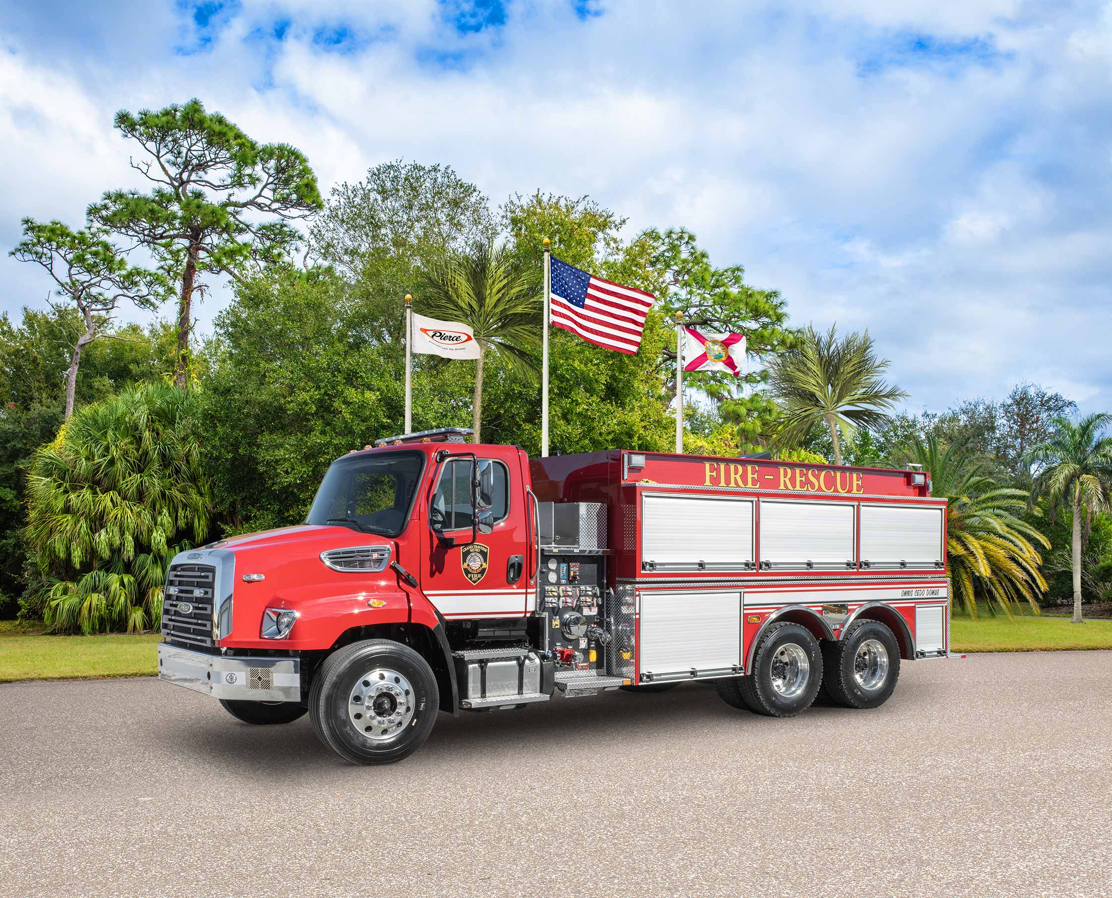Grand Traverse Metro Fire Department - Tanker
