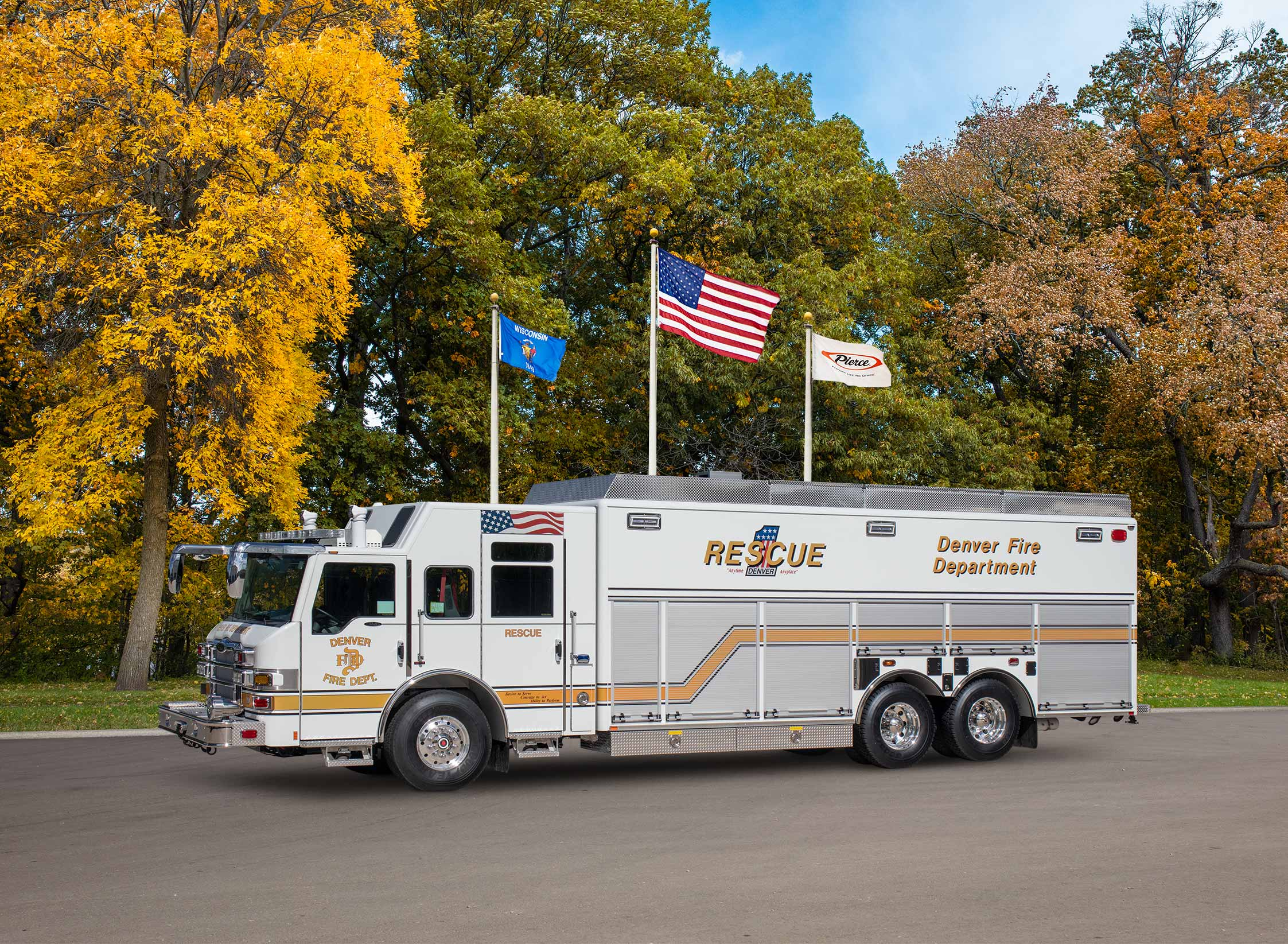 Denver Fire Department - Rescue