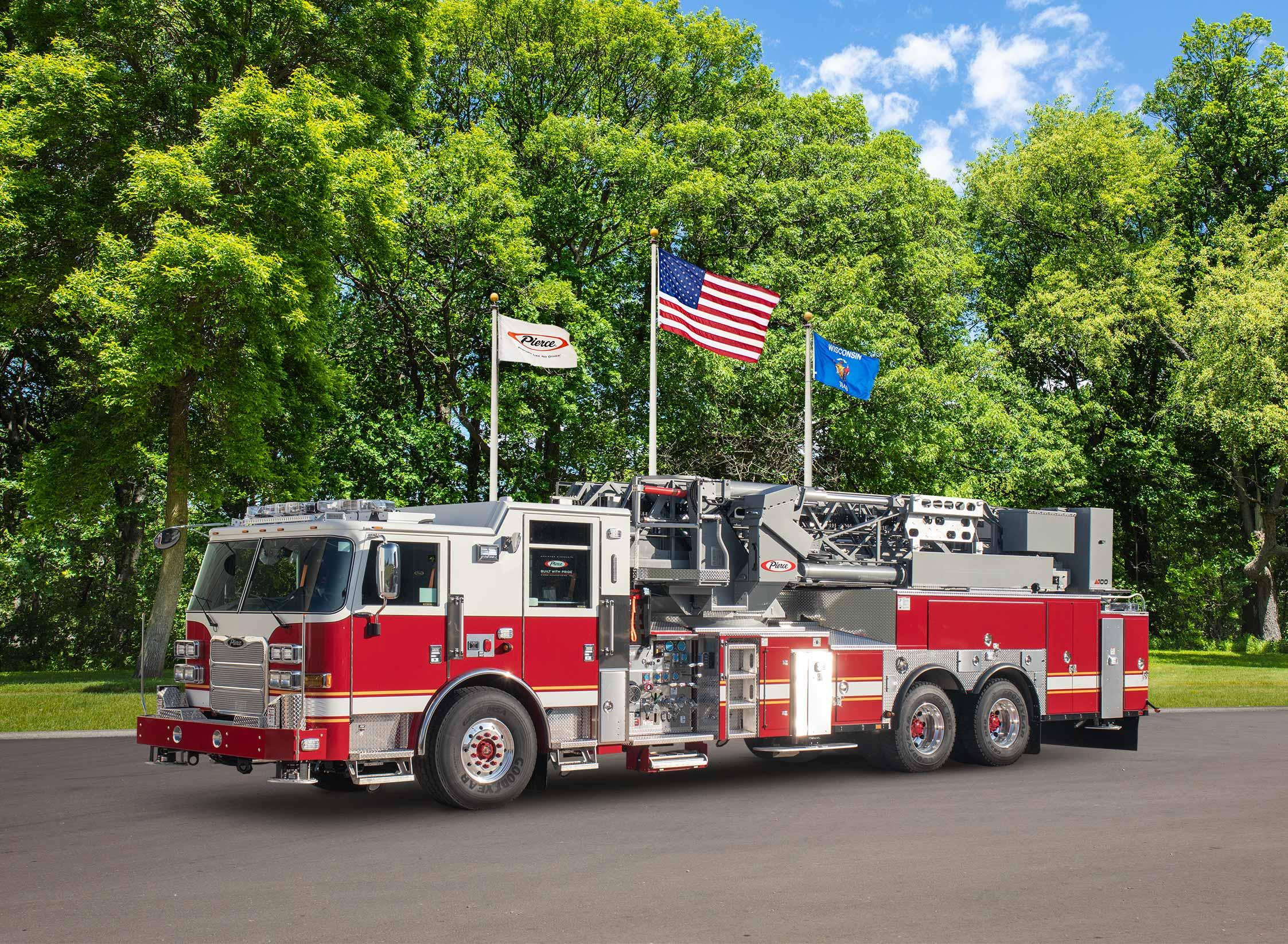 Highland Park Fire Department - Aerial