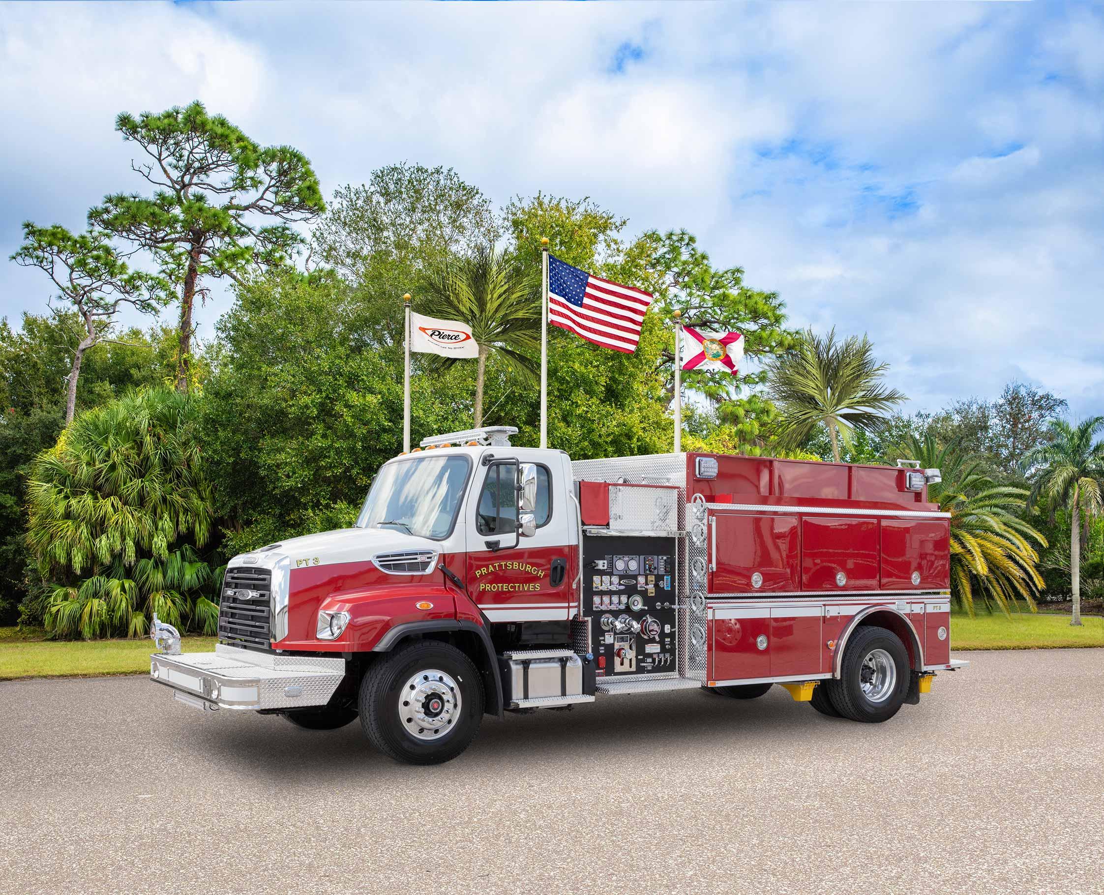 Prattsburgh Volunteer Fire Department - Tanker