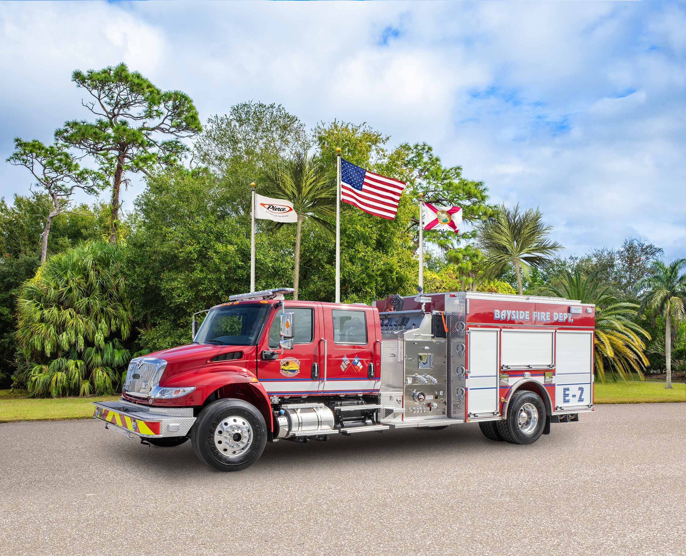 Bayside Volunteer Fire Department - Pumper