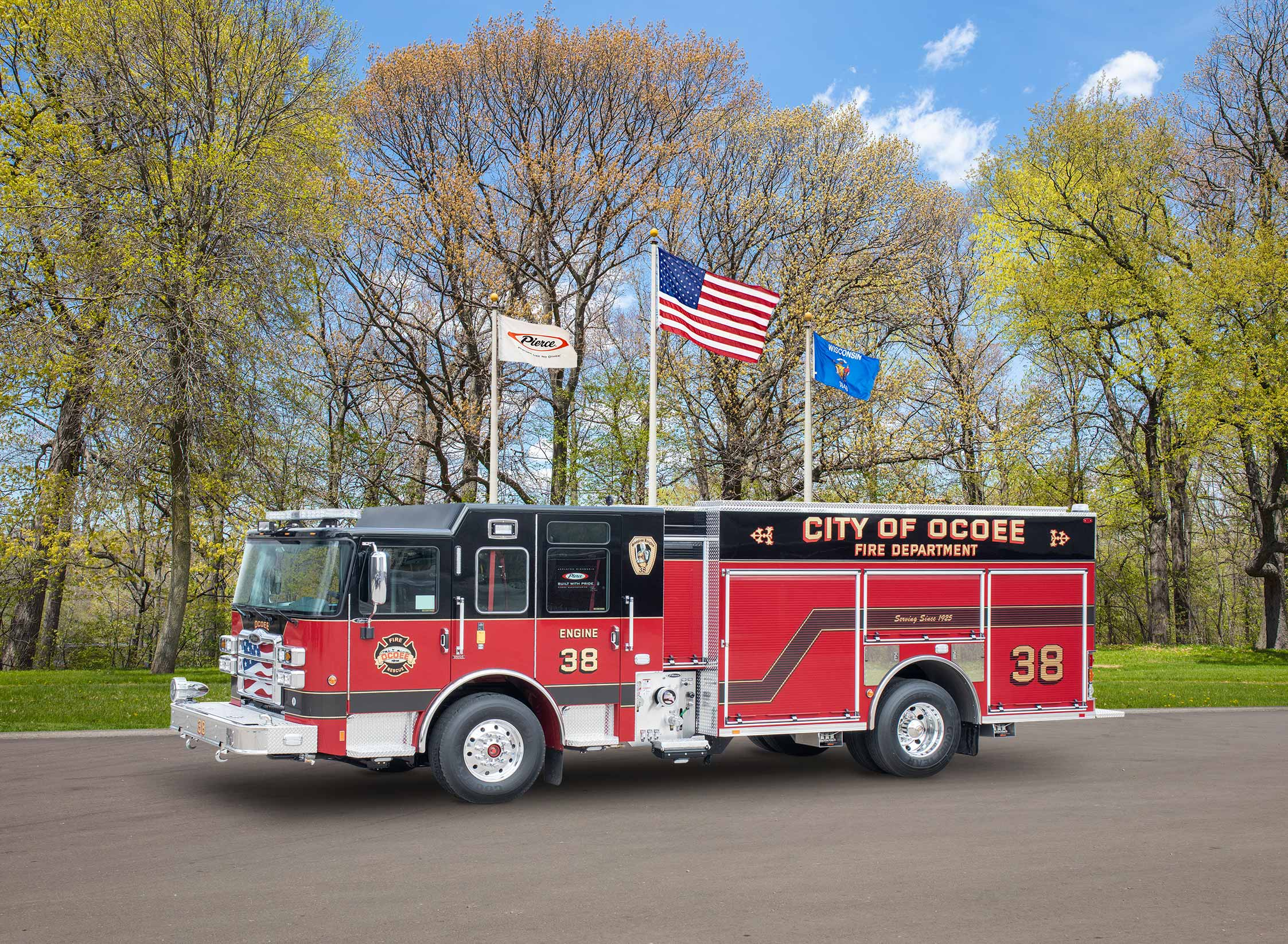 Ocoee Fire Department - Pumper