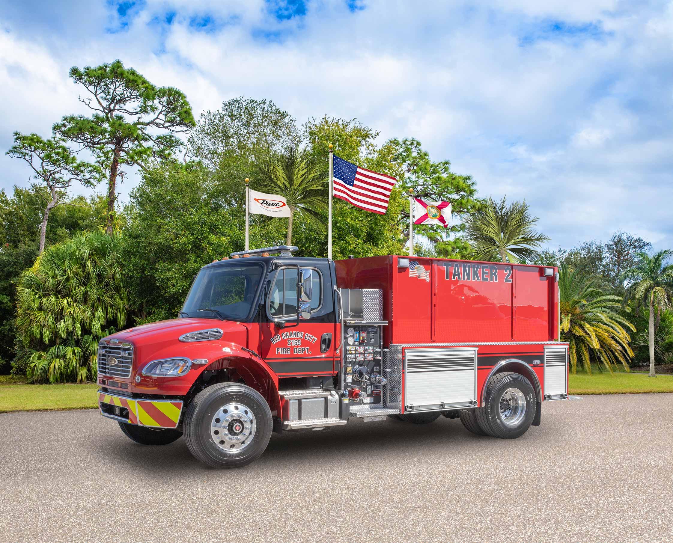 Rio Grande City Fire Department - Tanker