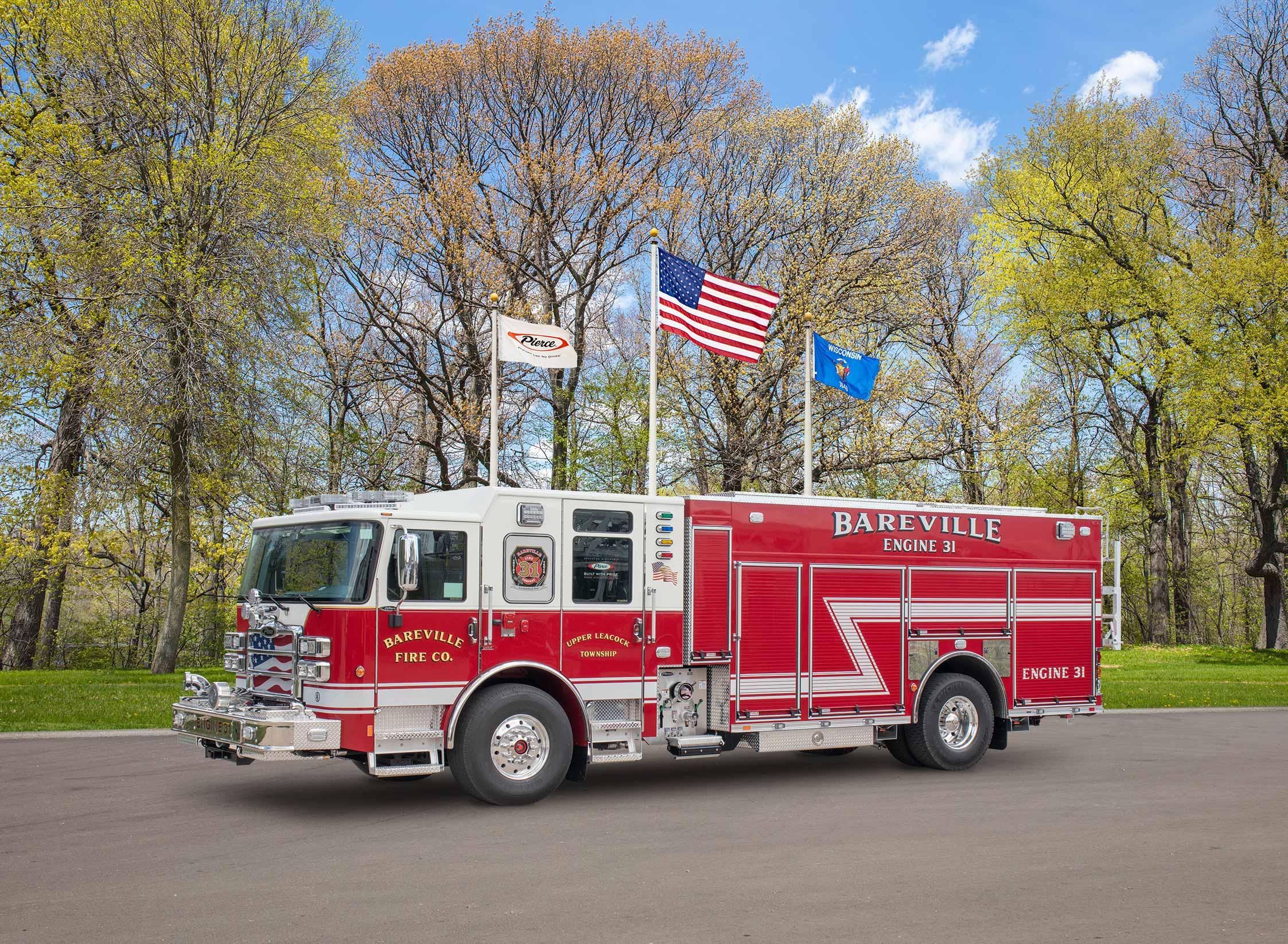 Bareville Fire Company No.1 - Pumper