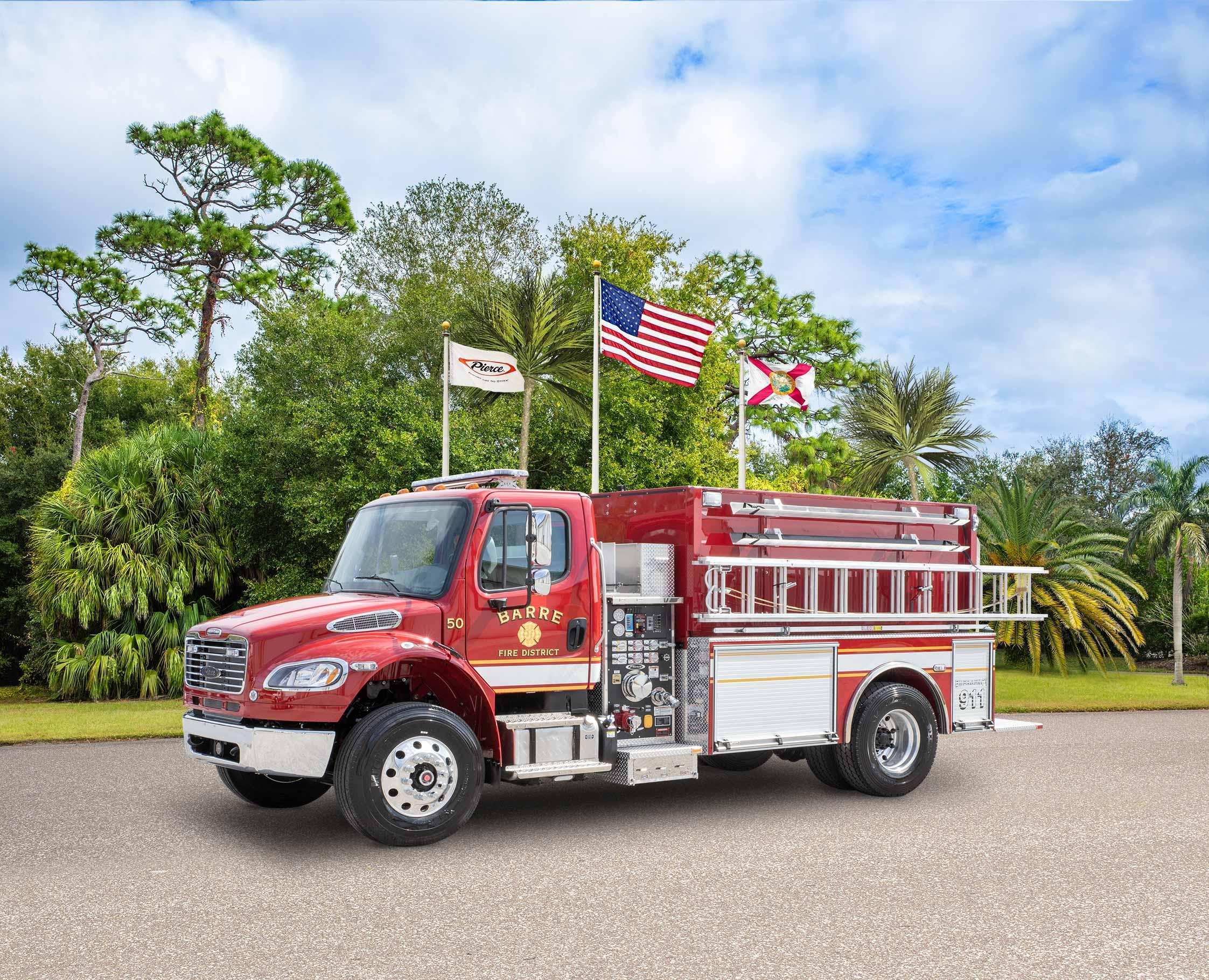 Barre Fire District - Tanker