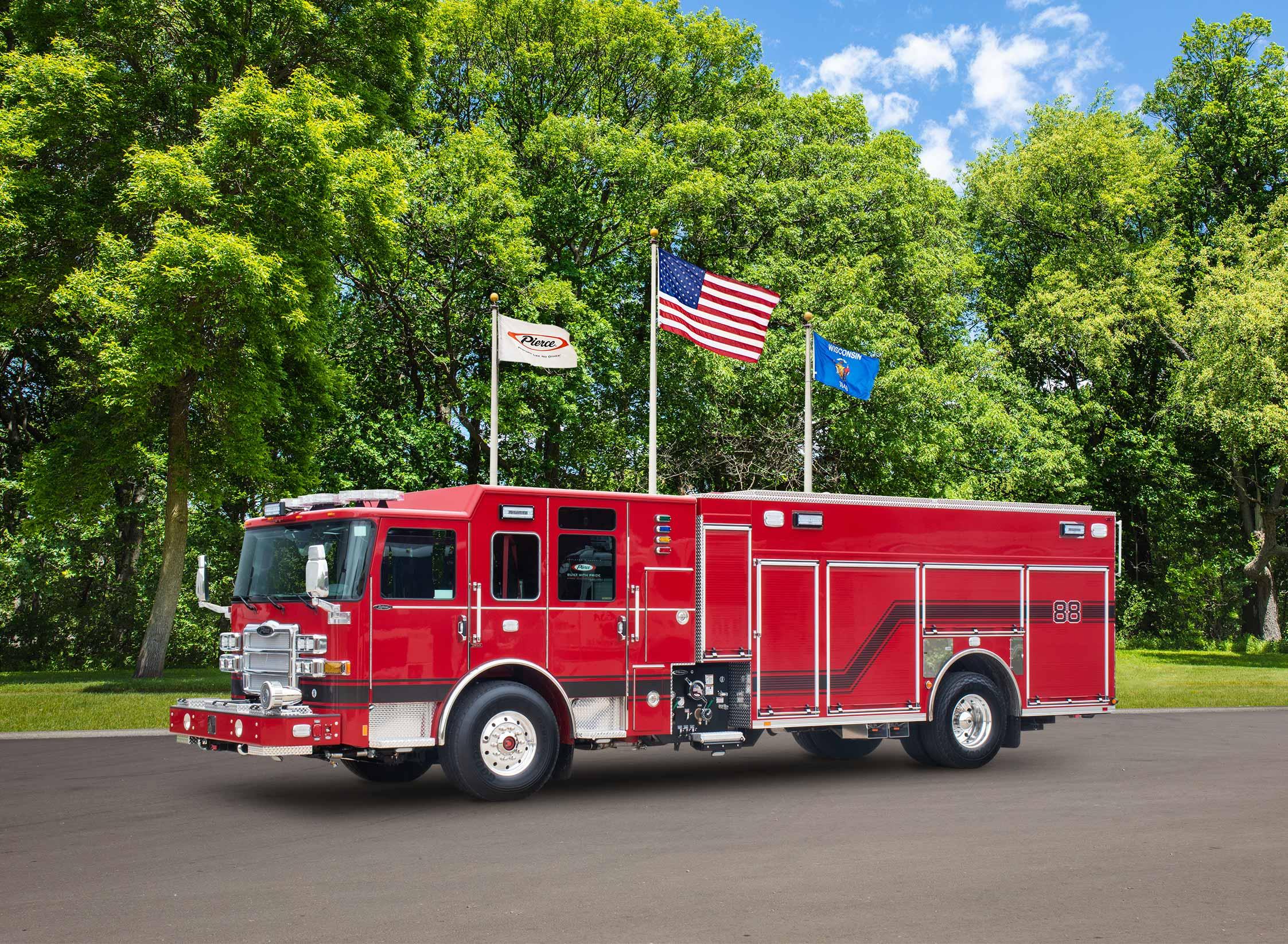 Gloucester Township Fire District No.4 - Pumper