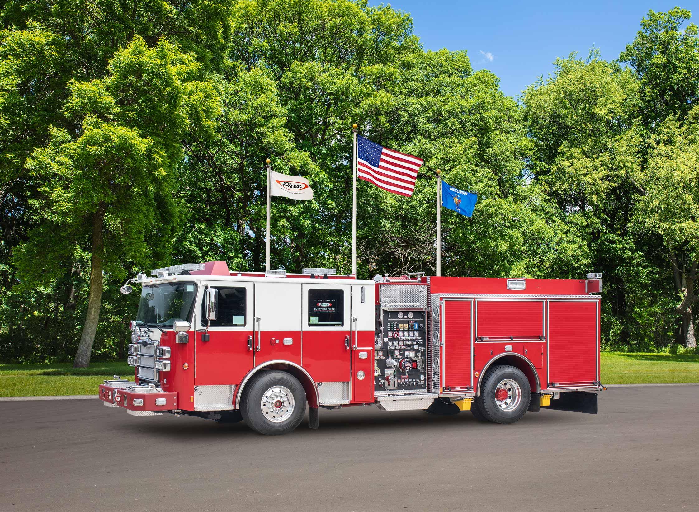 Garden Spot Fire Rescue - Pumper