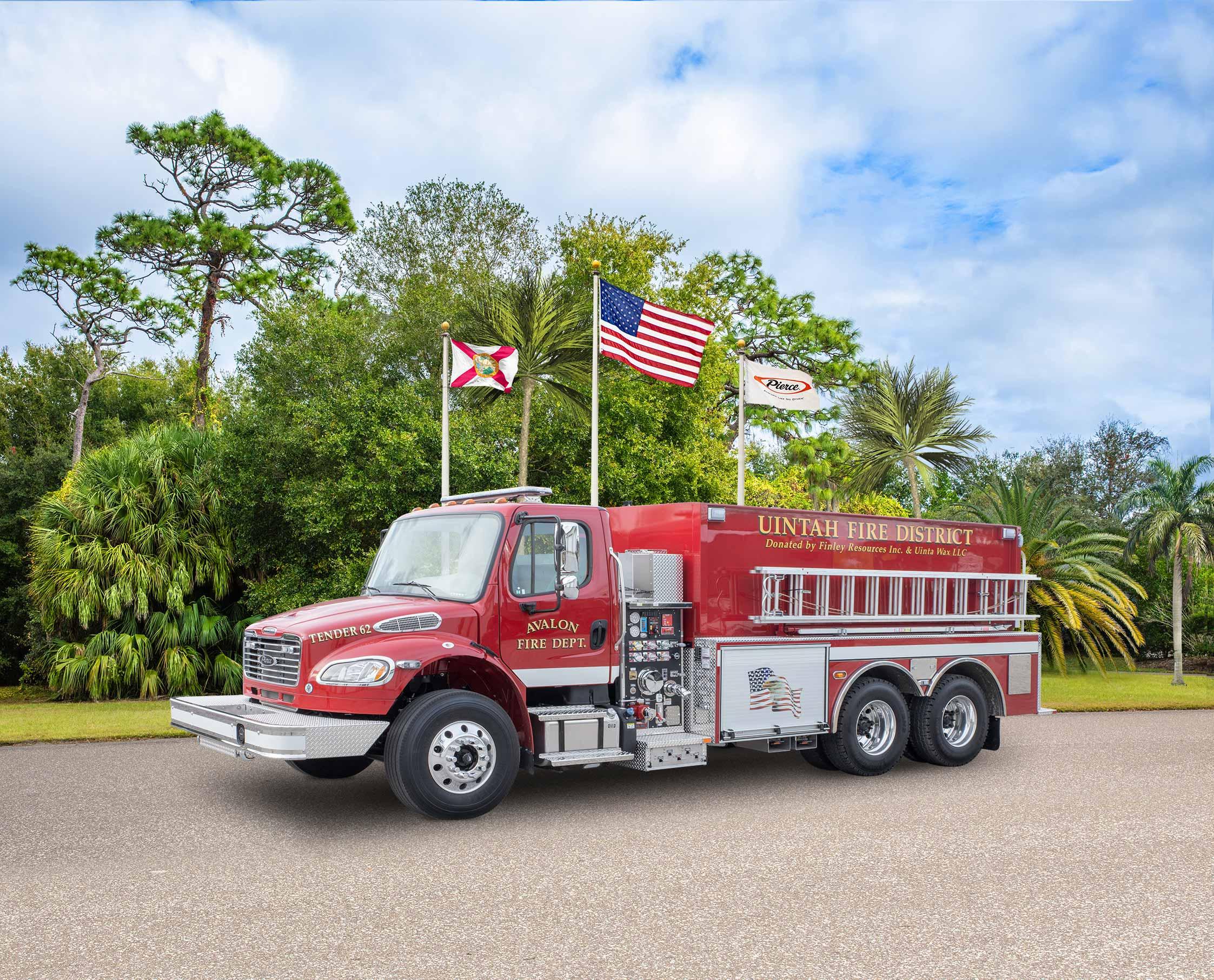 Uintah Fire District - Tanker
