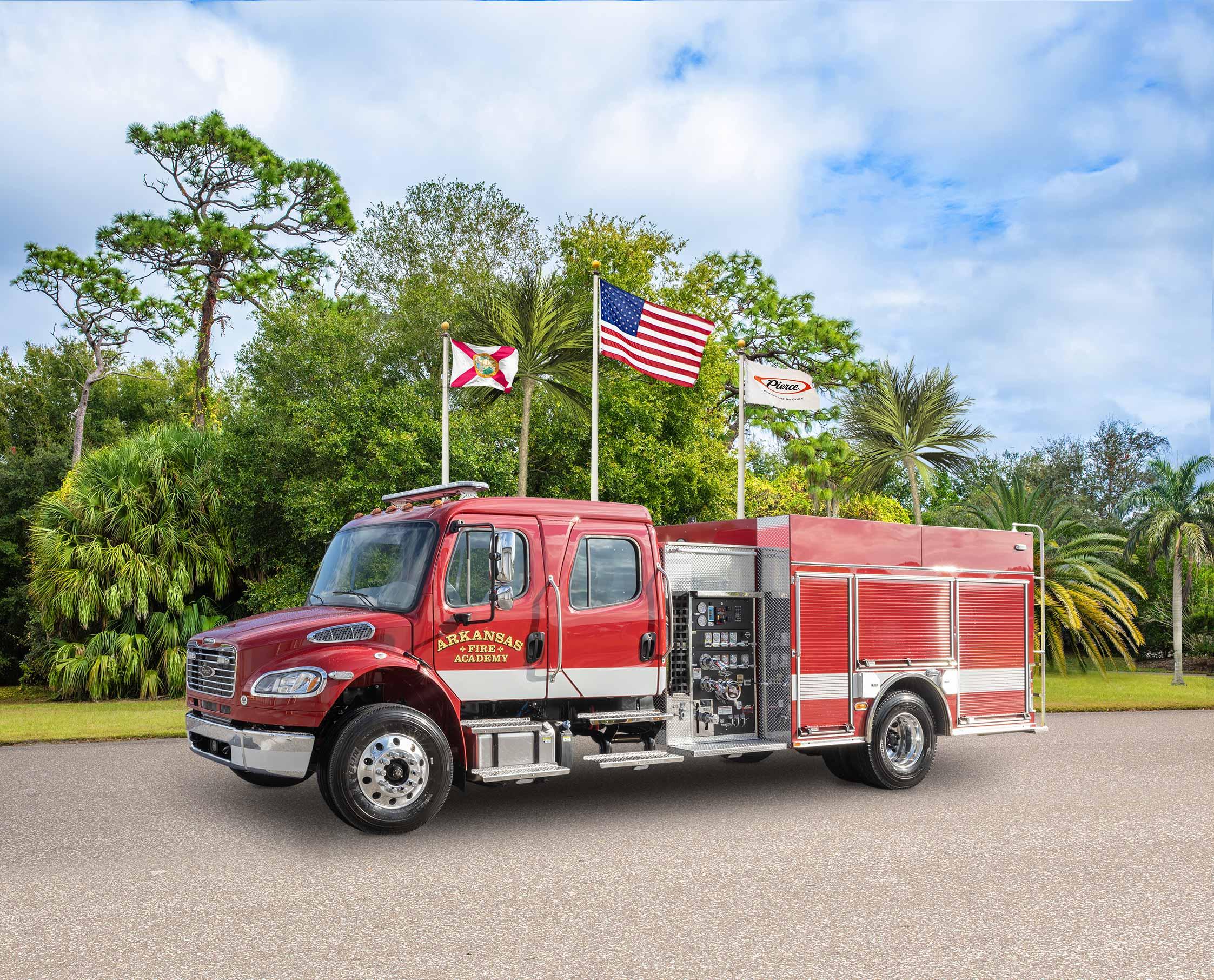 Arkansas Fire Training Academy - Pumper