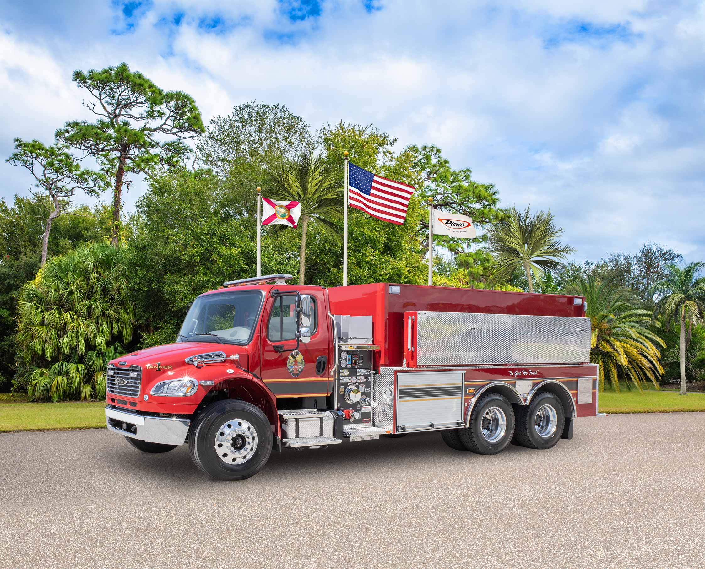 Orange County Emergency Services District No.1 - Tanker